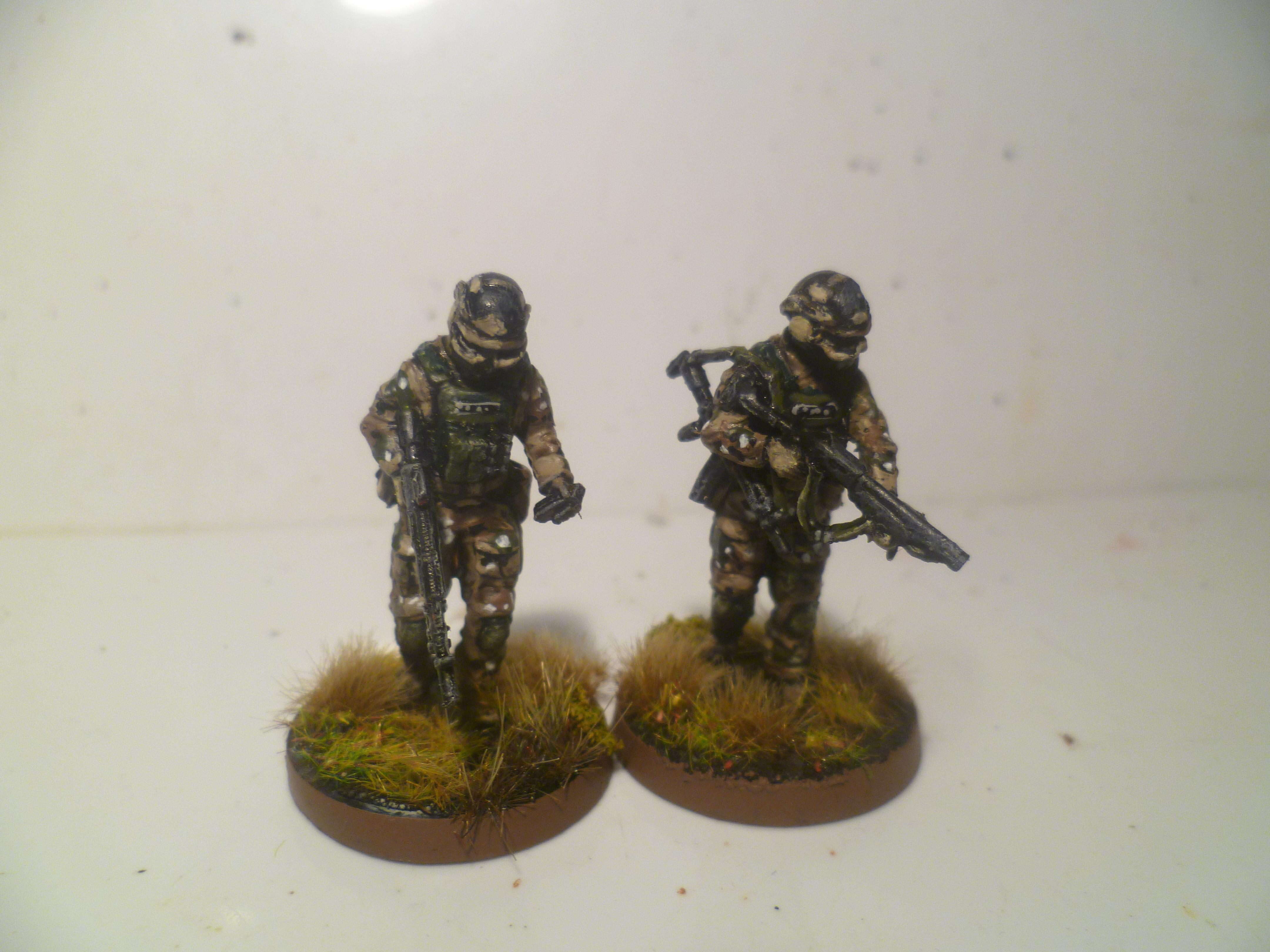 28mm, Camouflage, Conversion, Eastern European, European, Modern, Russians, Special Forces, Spetsnaz, Ukrainian