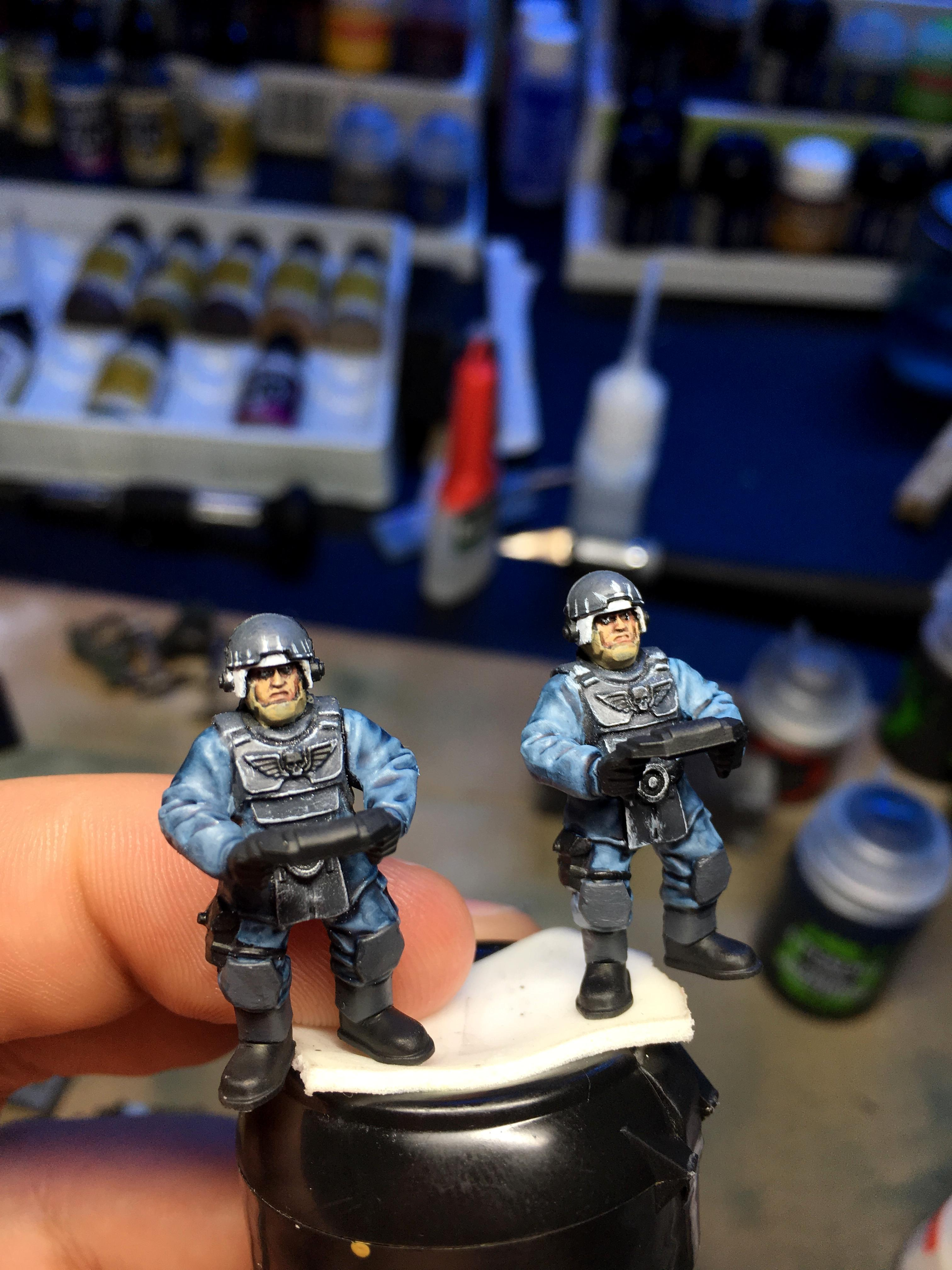 Door Gunner, Flyer, Imperial, Navy, Valkyrie
