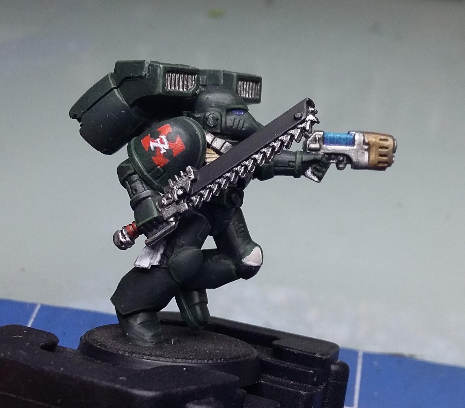 Angel, Assault, Dark, Space, Space Marines, Squad