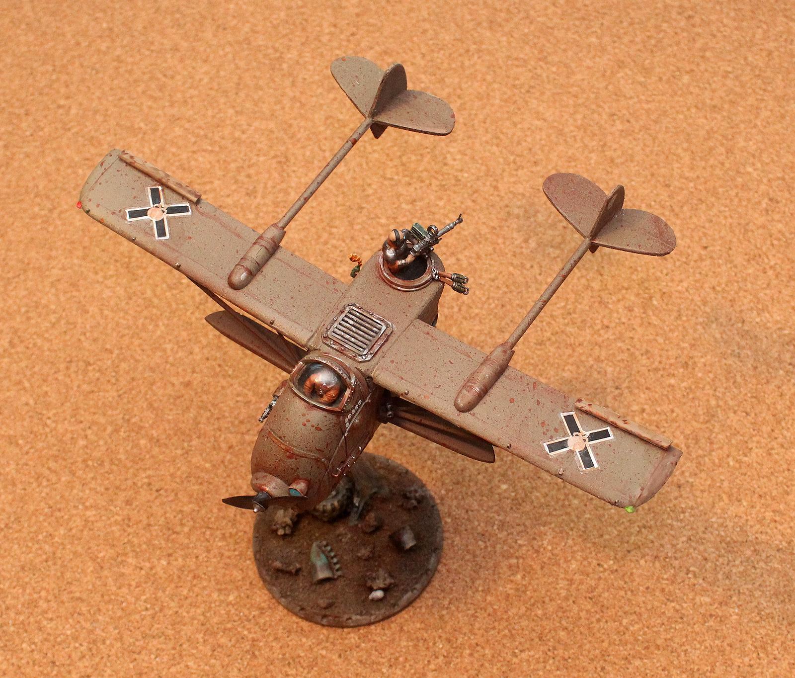 Airtruk, Biplane, Dust, Flyer, Mad, Max
