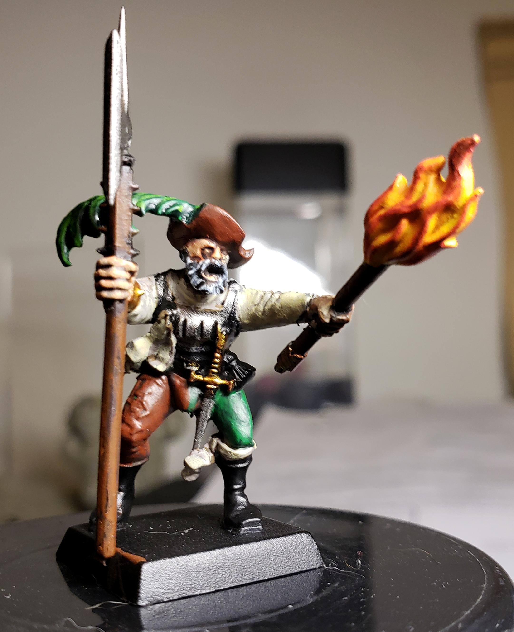 Adventurer, Empire, Torch