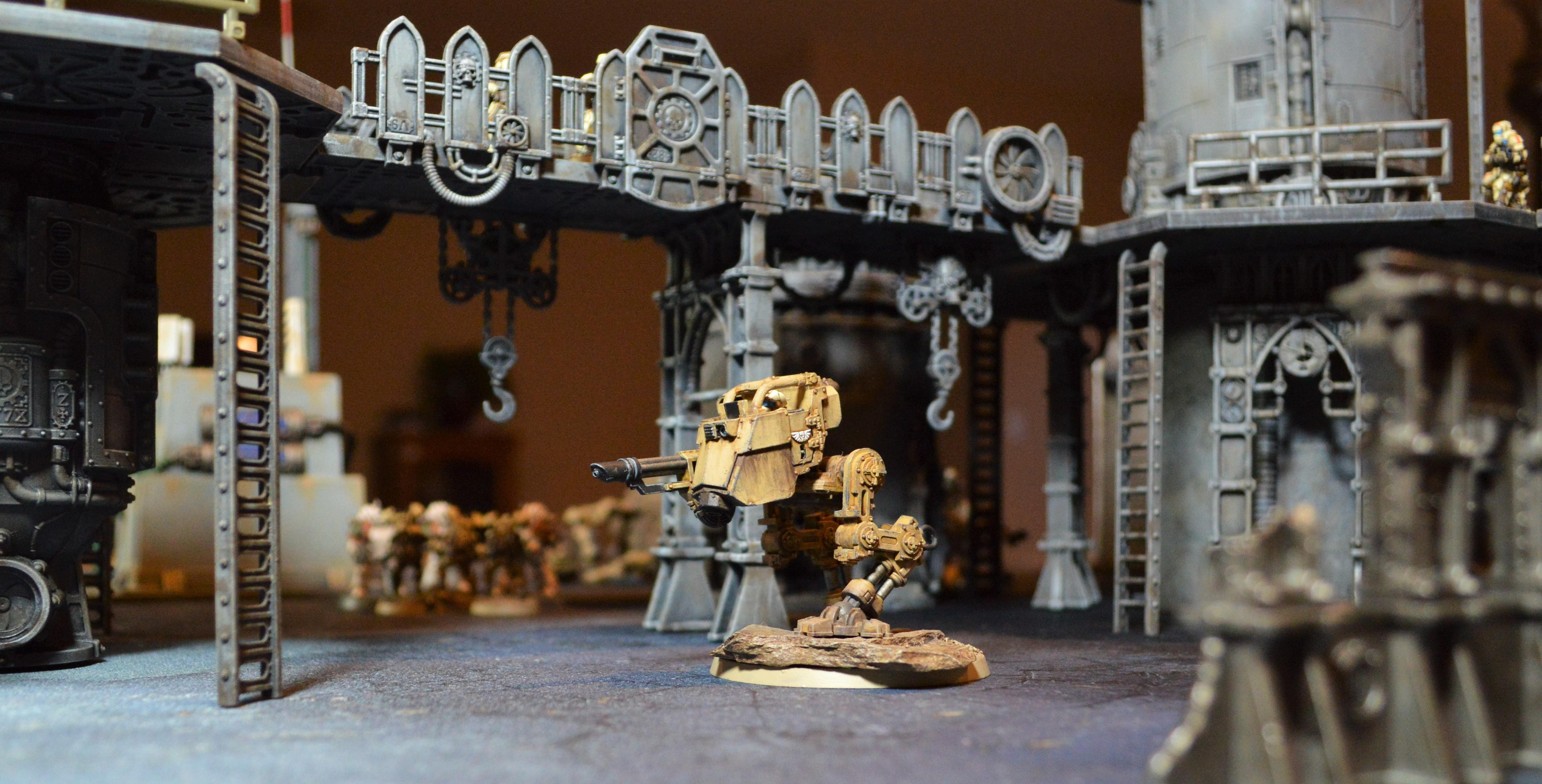 Battle Report, Horus Heresy