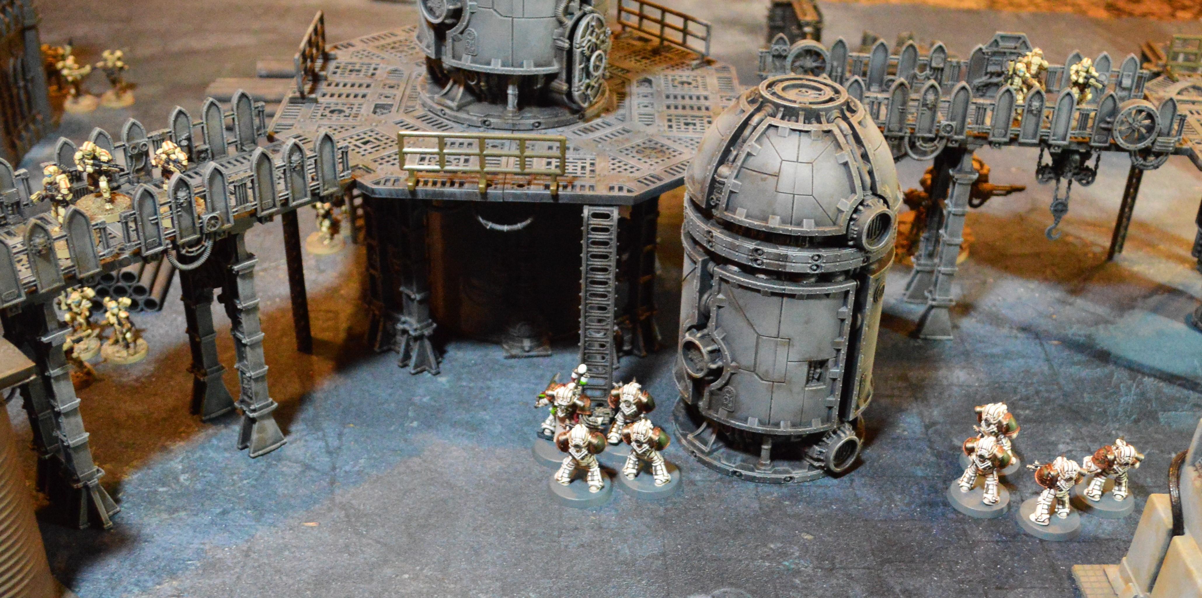 Battle Report, Horus Heresy