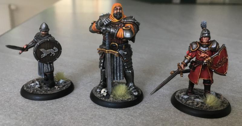 My ASOIAF models     Update: Howland Reed - Forum