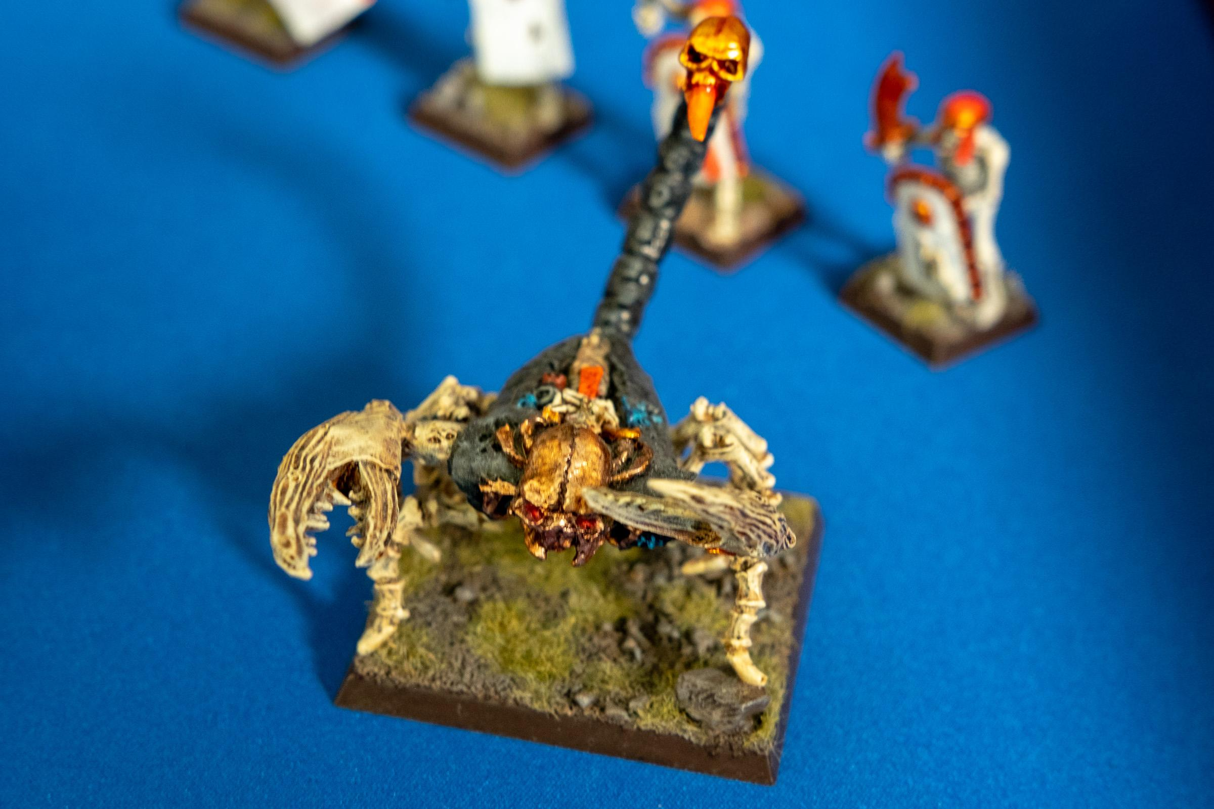 Tomb Kings, tomb scorpion