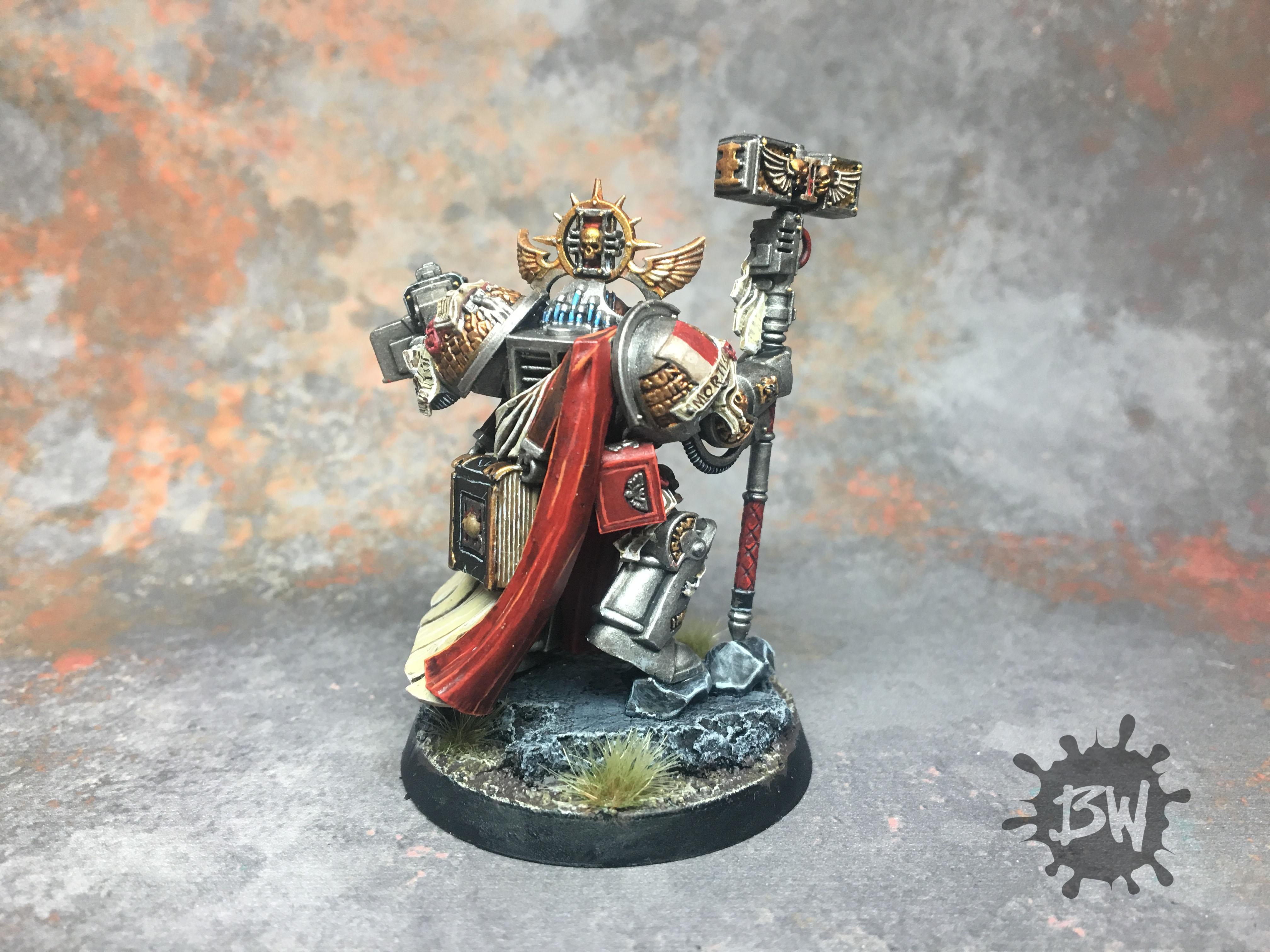 Gray Knights, Imperium, Voldus, Warhammer 40,000