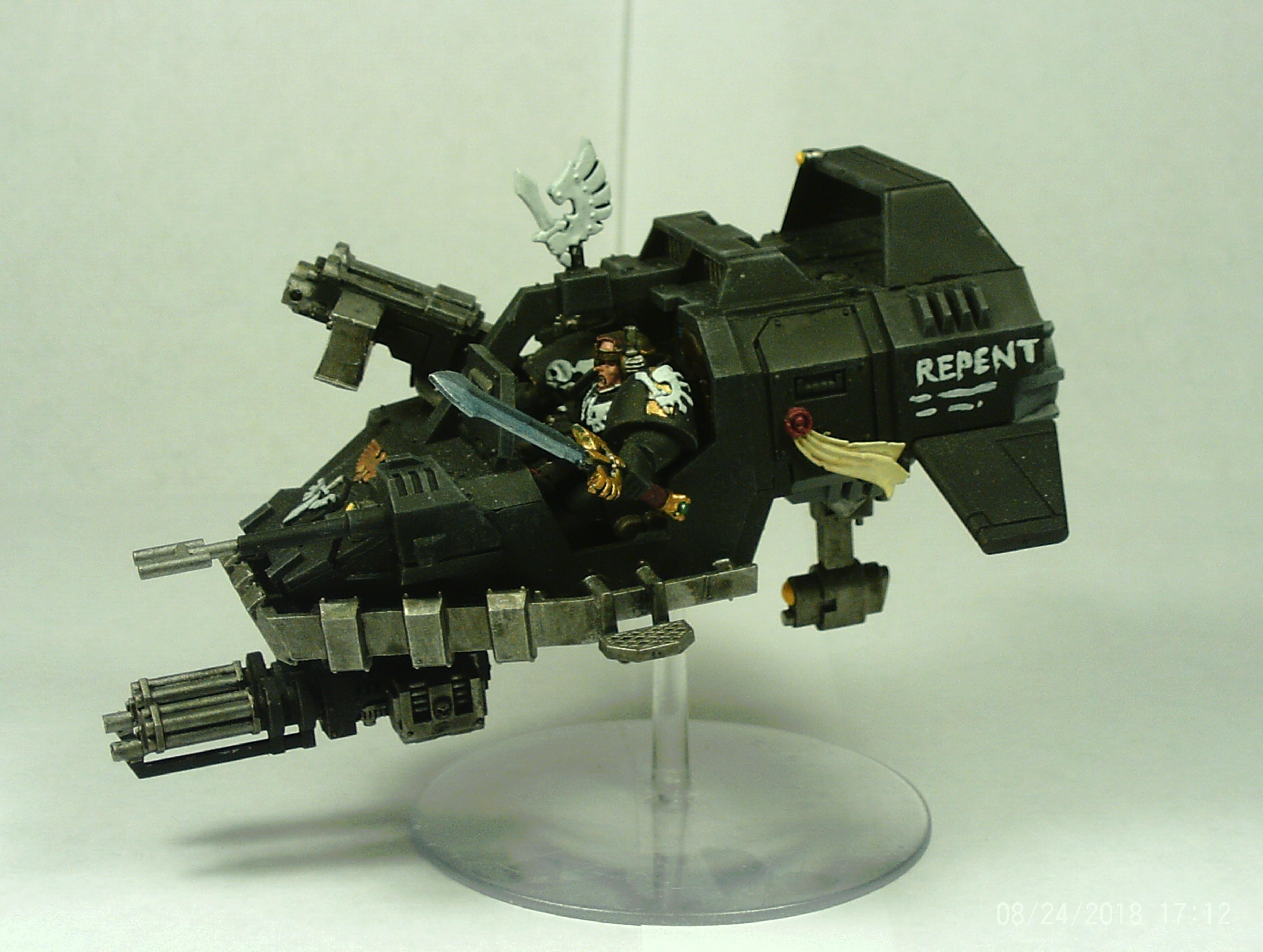 Angel, Assault, Bolter, Cannon, Dark, Heavy, Land, Lieutenant, Ravenwing, Space, Space Marines, Speeder, Sword, Talonmaster, Tornado
