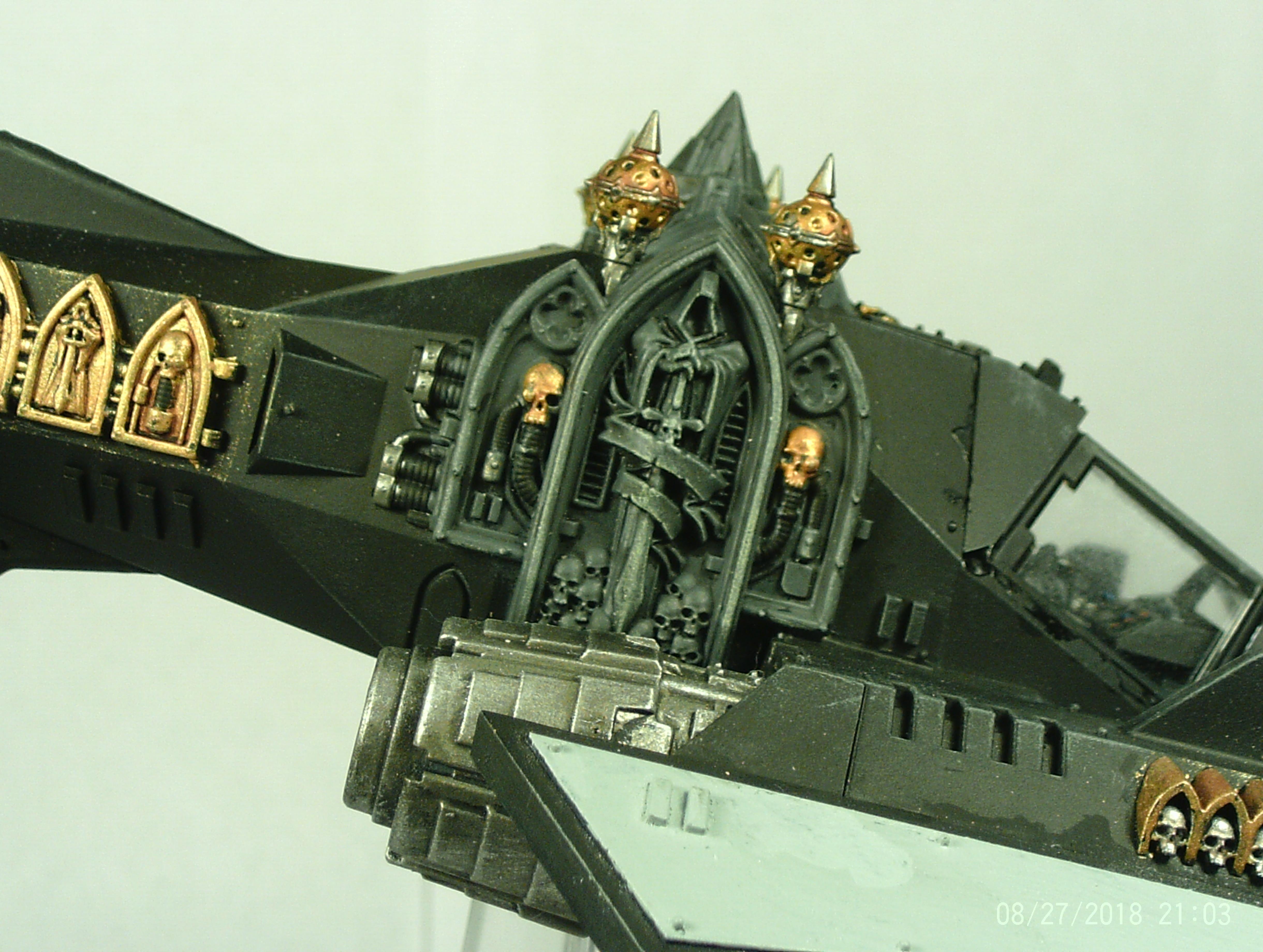 Angel, Bomber, Dark, Flyer, Plane, Ravenwing, Space, Space Marines, Stasis, Talon