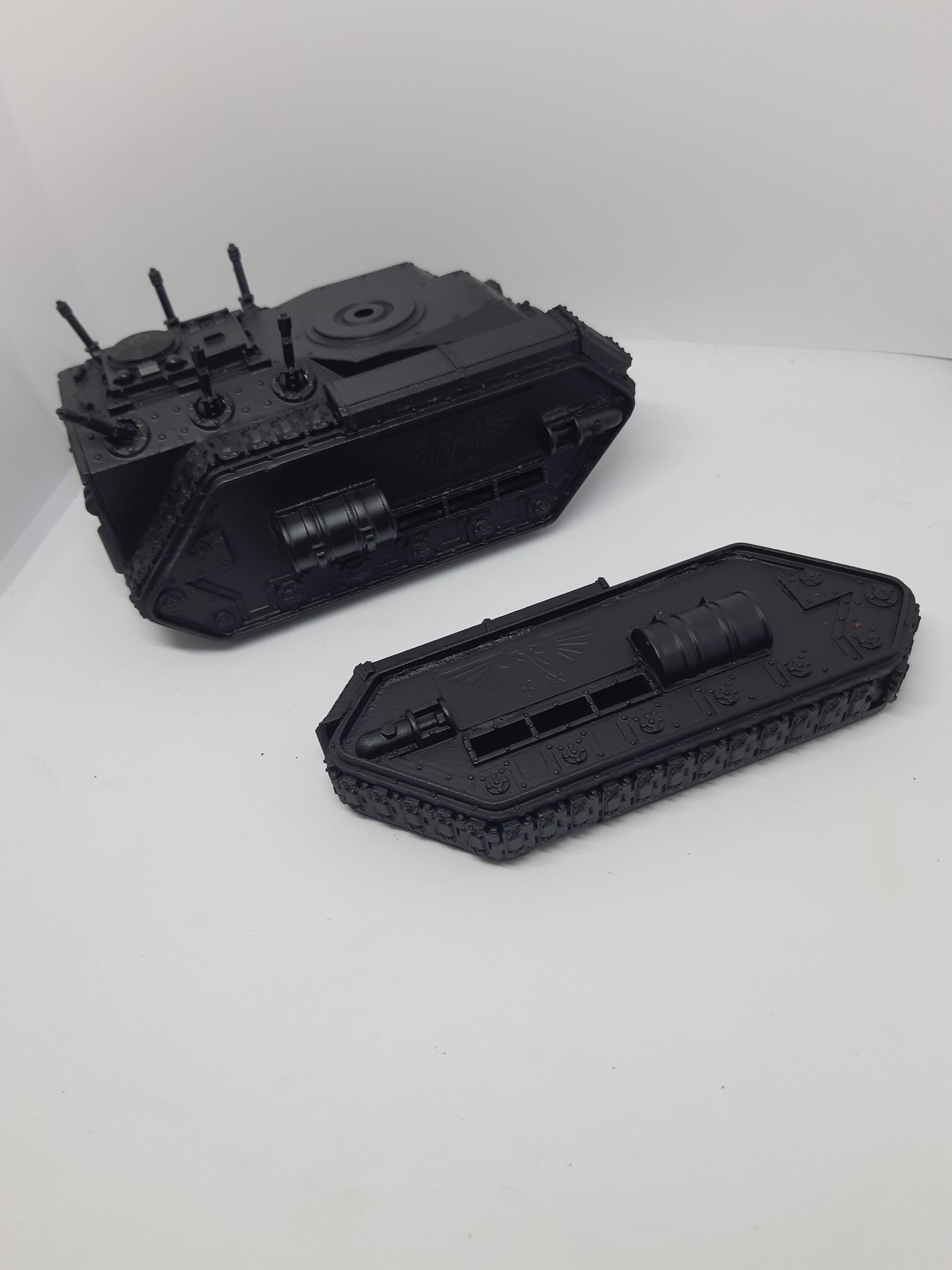 Astra Militarum, Chimera, Etched Brass, Forge World, Imperial Eagles, Imperial Guard, Medium, Warhammer 40,000