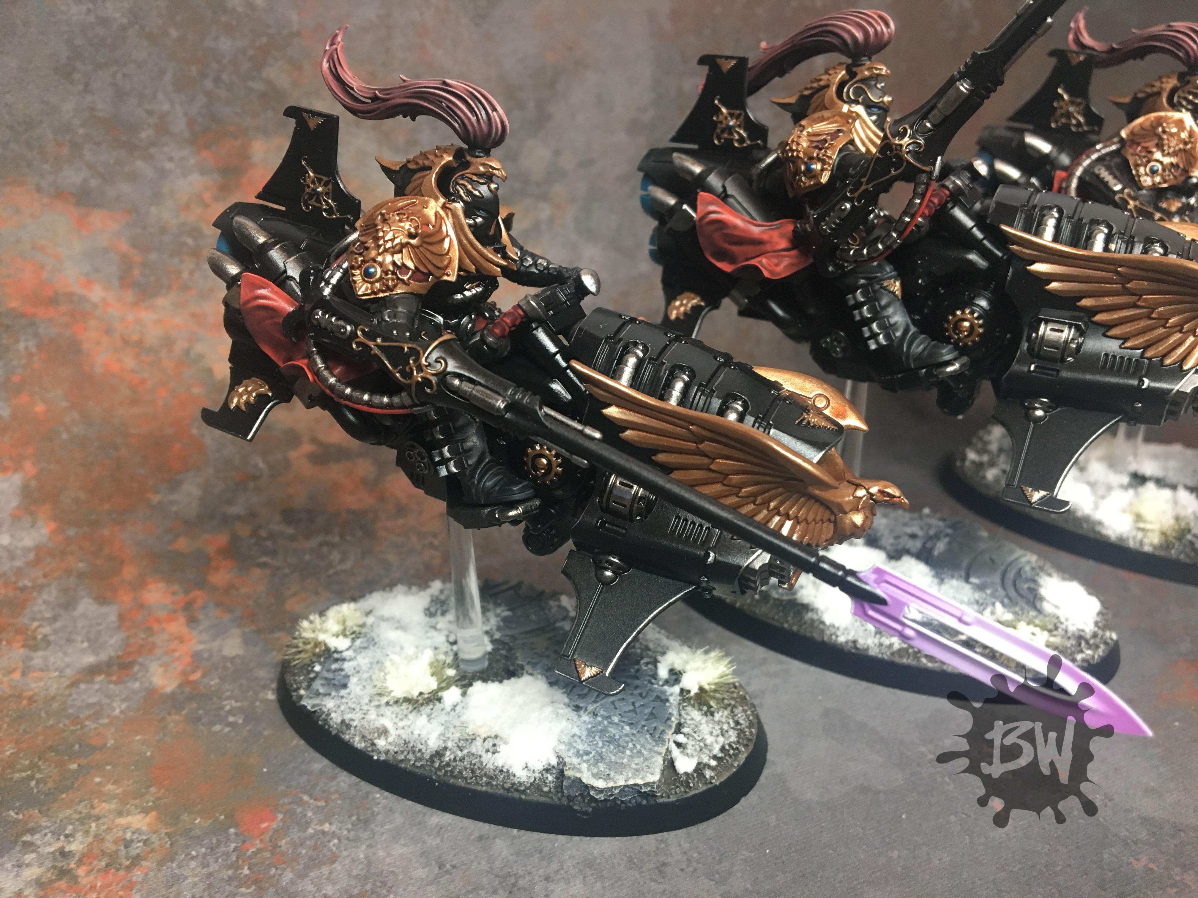 Adeptus Custodes, Imperium, Vertus Praetors, Warhammer 40,000