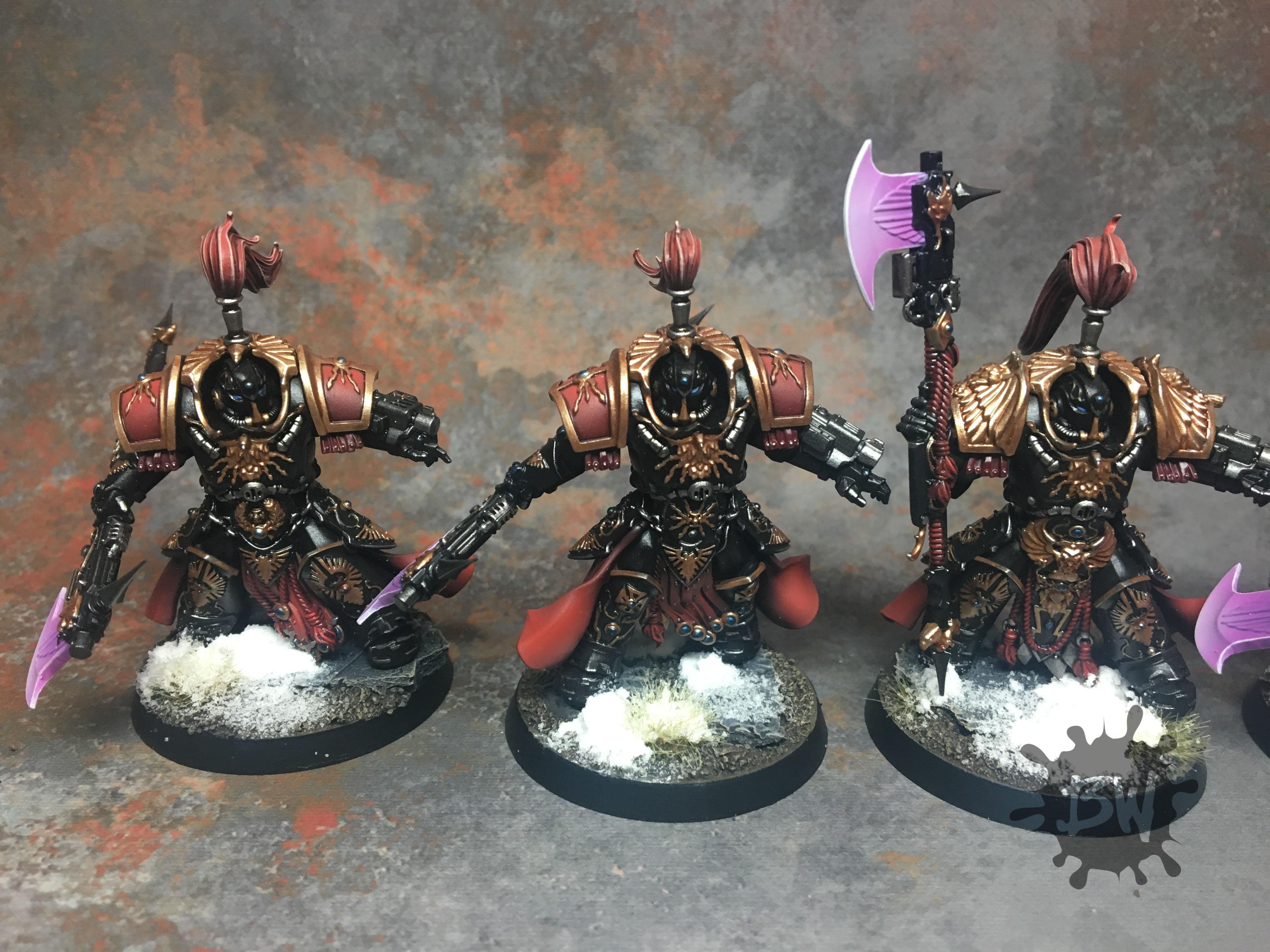 Adeptus Custodes, Allarus Custodians, Imperium, Warhammer 40,000