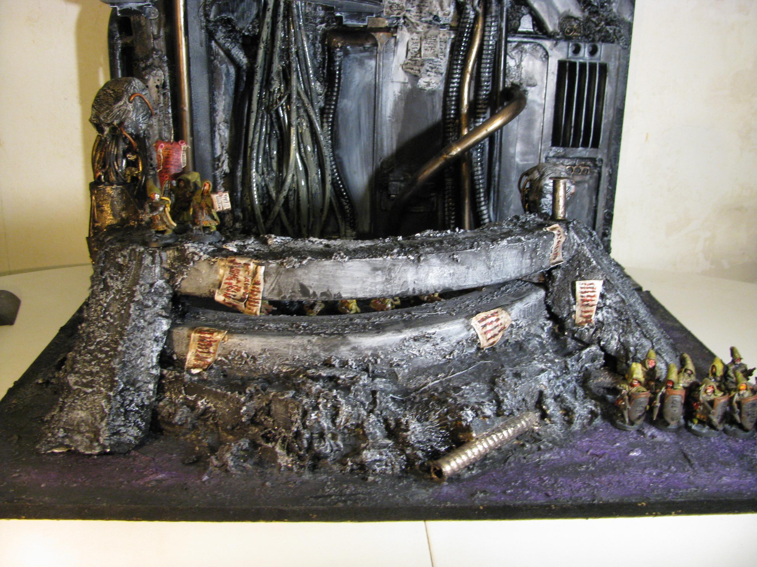 Bunker, Chaos, Terrain