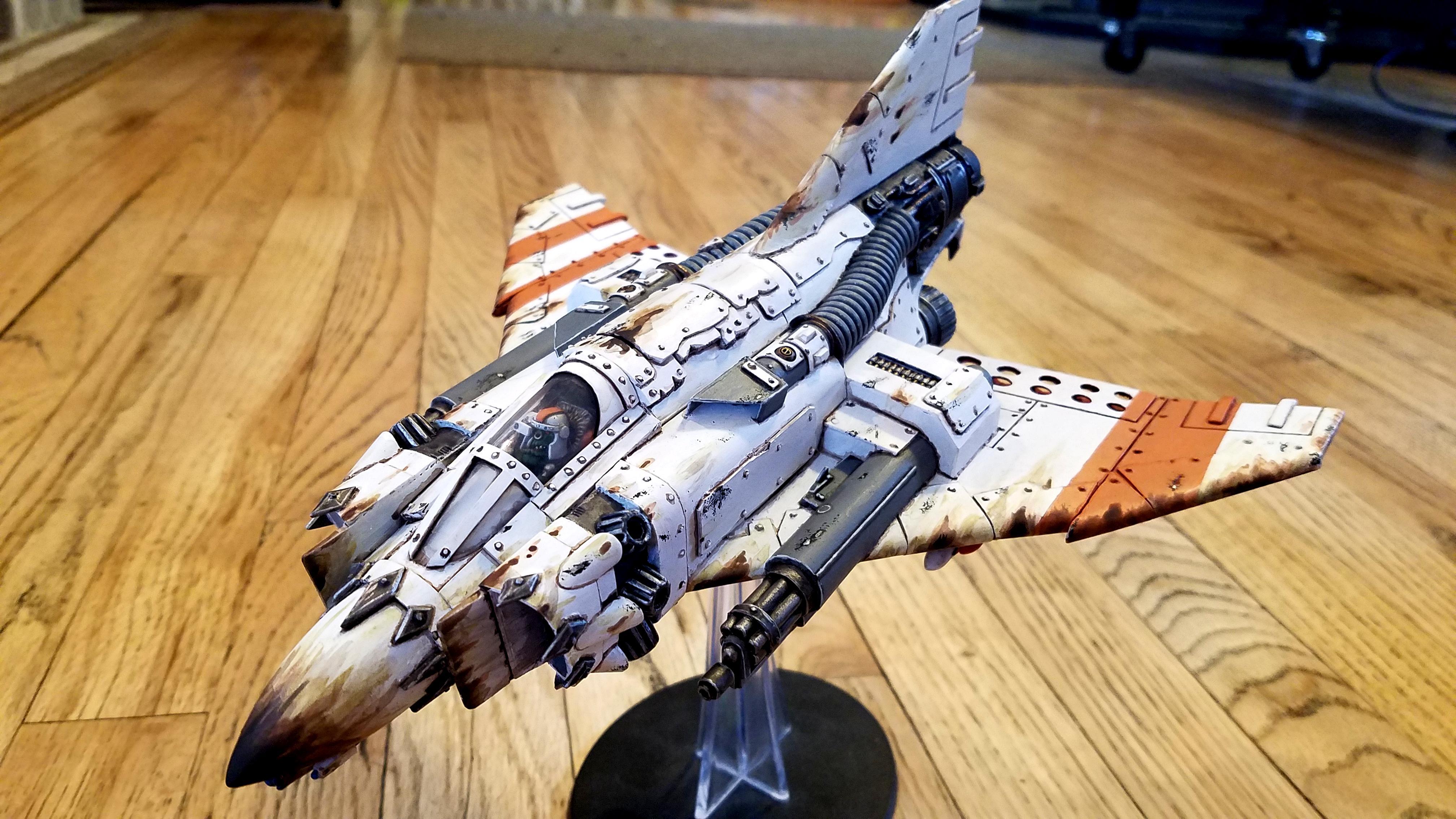 Bommer, Conversion, Fighter, Flyer, Orks