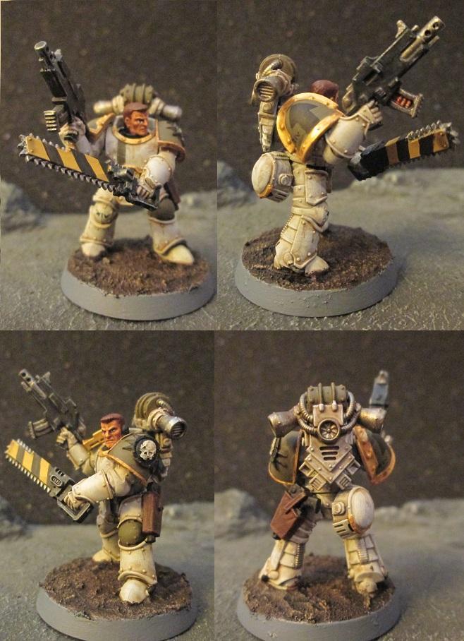 Death Guard Legionnaire