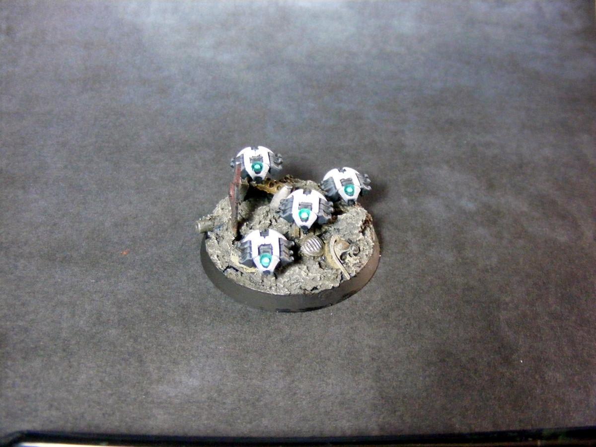 Necrons, Scarabs, Warhammer 40,000