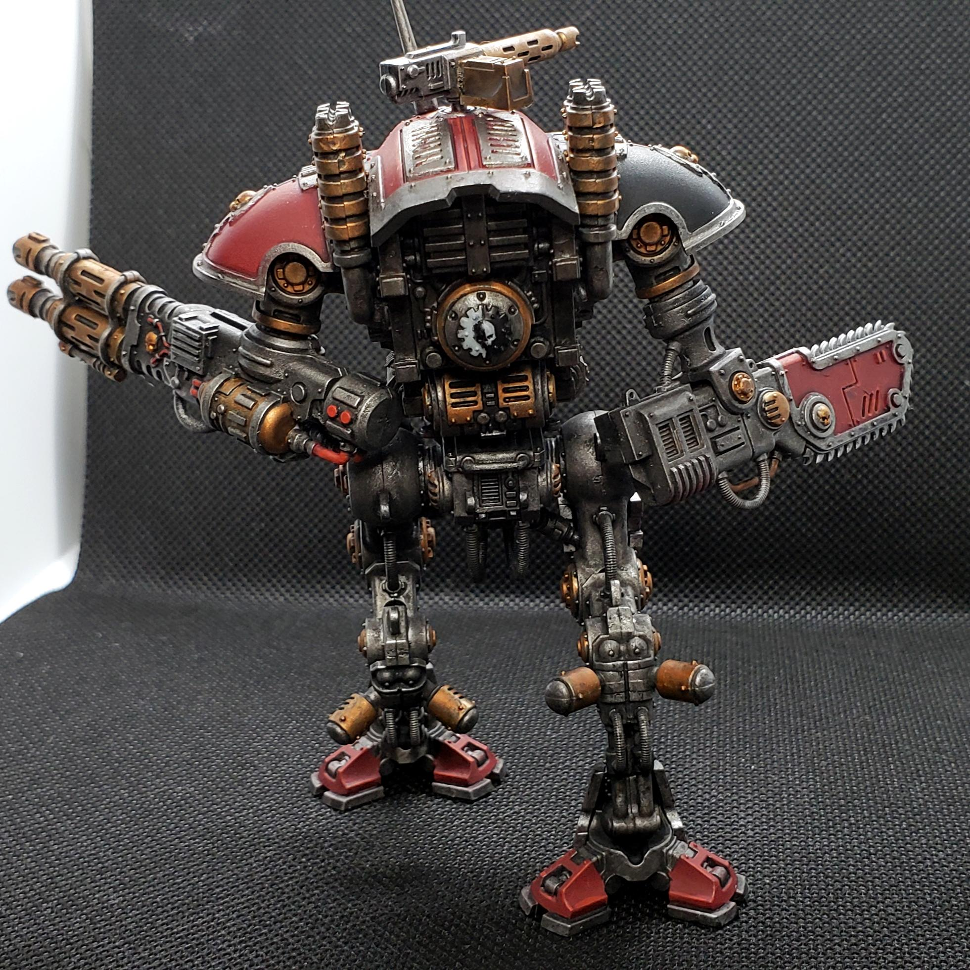 Adeptus Mechanicus, Admech, Armiger, Armiger Warglaive, Armiger Warglaives, Imperial Knights, Warhammer 40,000