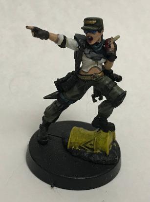 Infantry