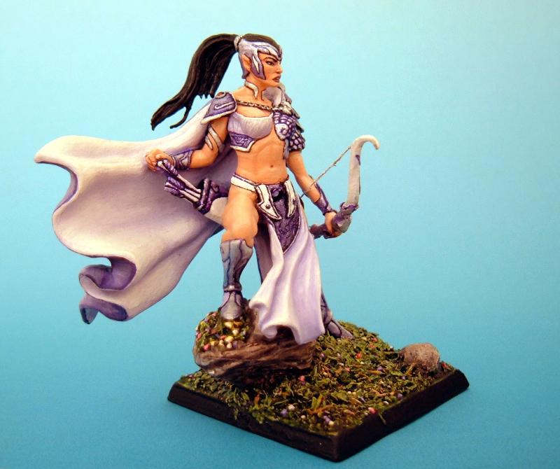 Ainariel, Archers, Elves, Female