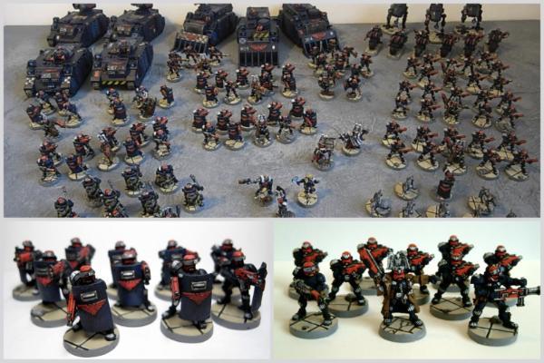 ArbitorIan's FORCES OF THE IMPERIUM!! - Forum - DakkaDakka