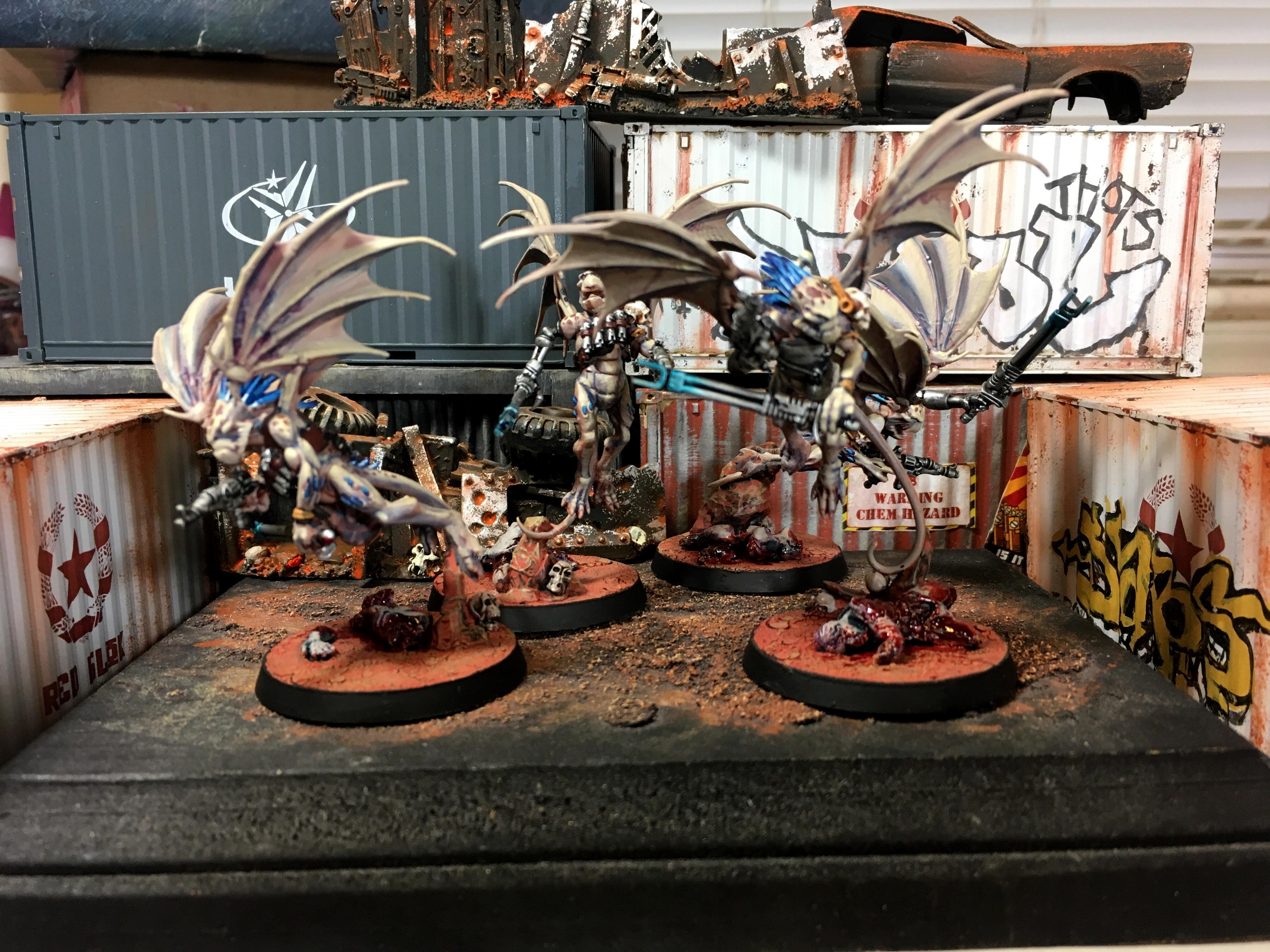 Kroot, Mercenary, Van Saar, Vulture
