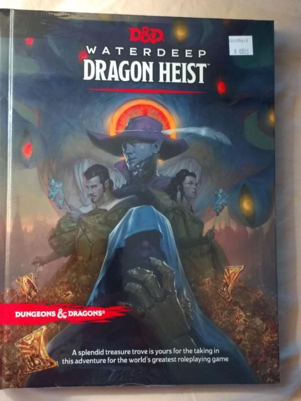 Dungeons And Dakkas! The Dakka DnD Thread! - Forum
