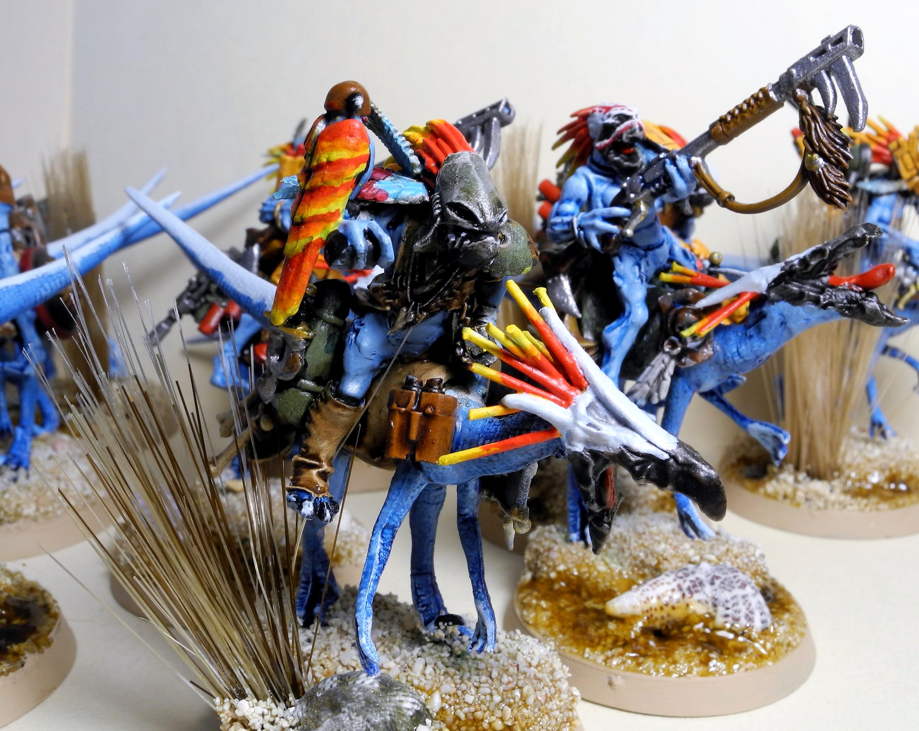 Conversion, Greater Knarloc, Knarloc, Kroot, Kroot Hound