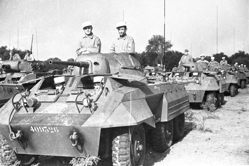 French Foreign Legion, Greyhound, Indochina, M-8