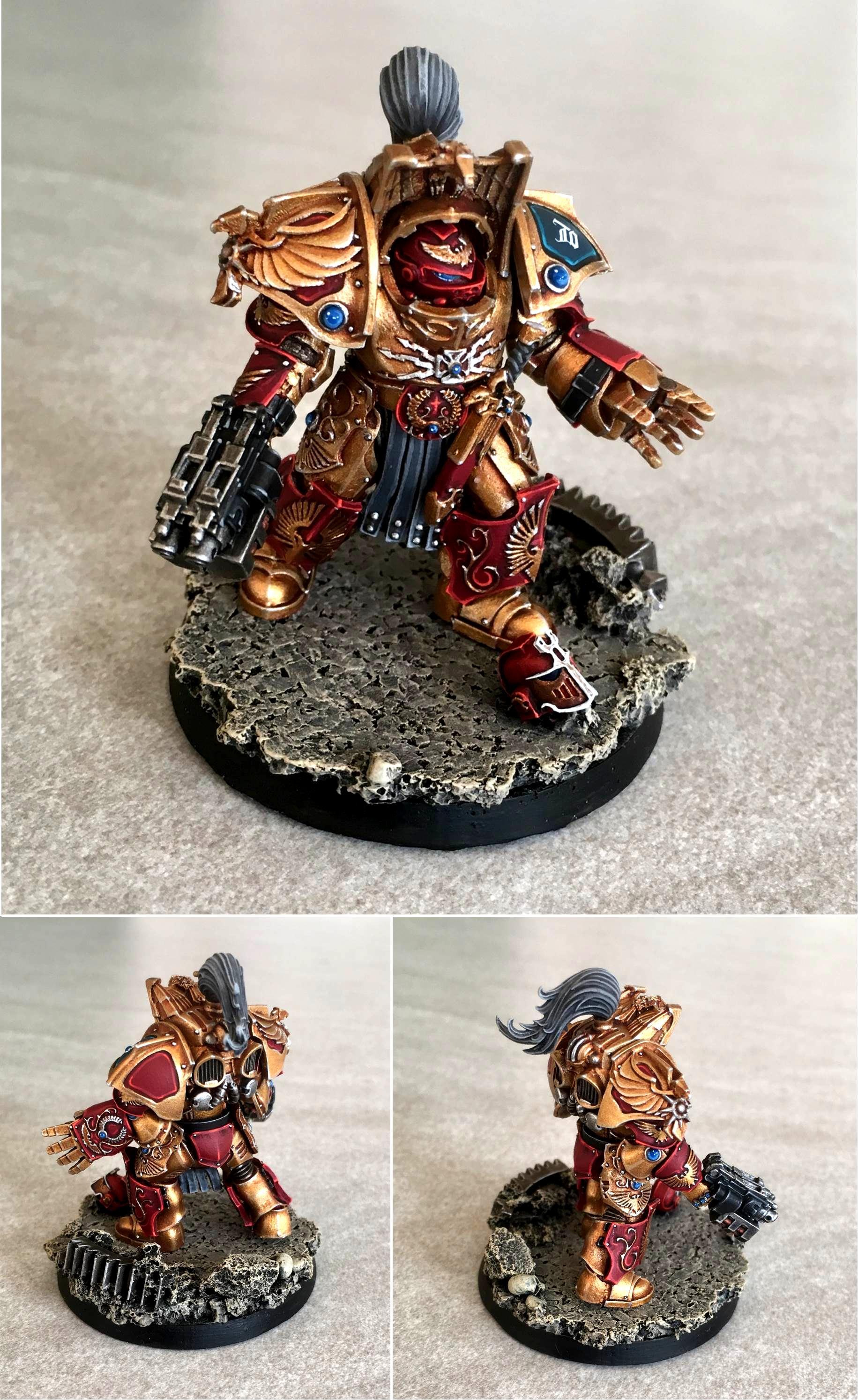 Horus Heresy, Aquilon Terminator 01