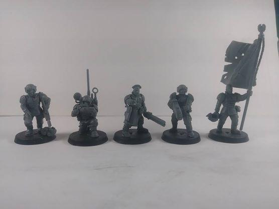 Astra Militarum, Cadian Shock Troops, Cadians, Command Squad, Commander, Eastern Front, Guard, Heretics, Imperial, Imperial Guard, Kronstadt, Militia, Planetary Defence Force, Red Army, Renegades, Renegades And Heretics