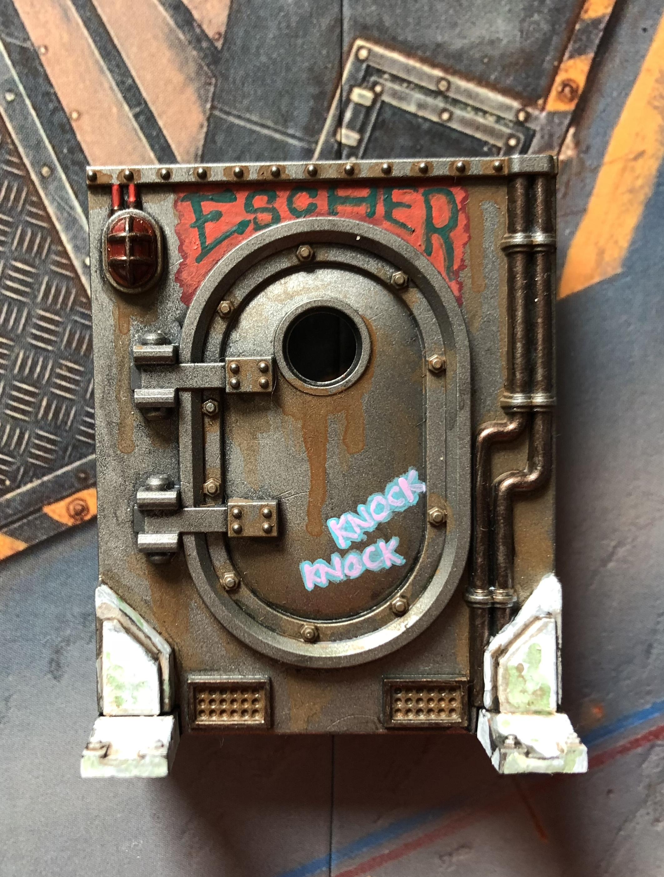 Door, Escher, Necromunda