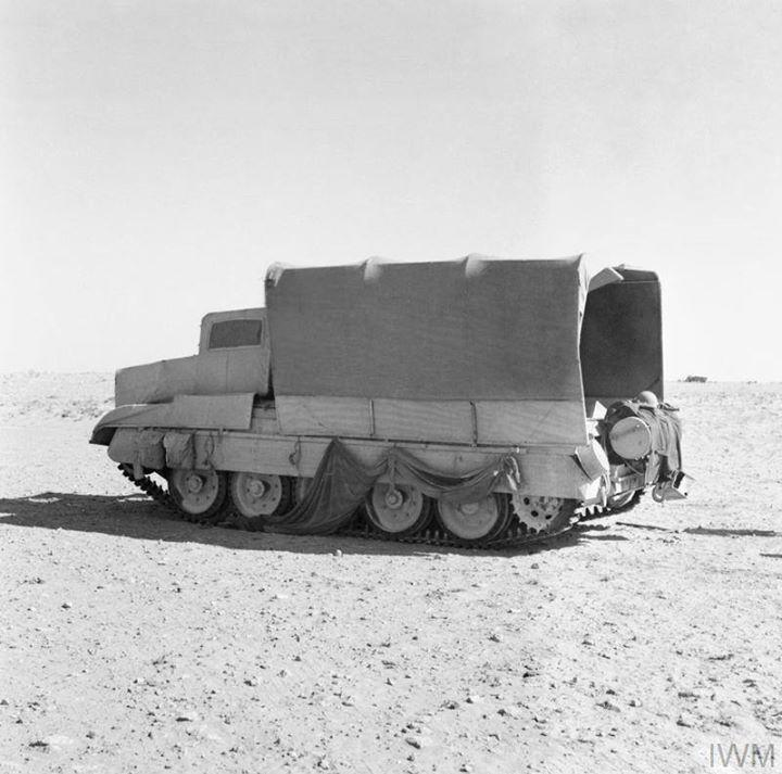 Camouflage, Tank, Truck, World War 2