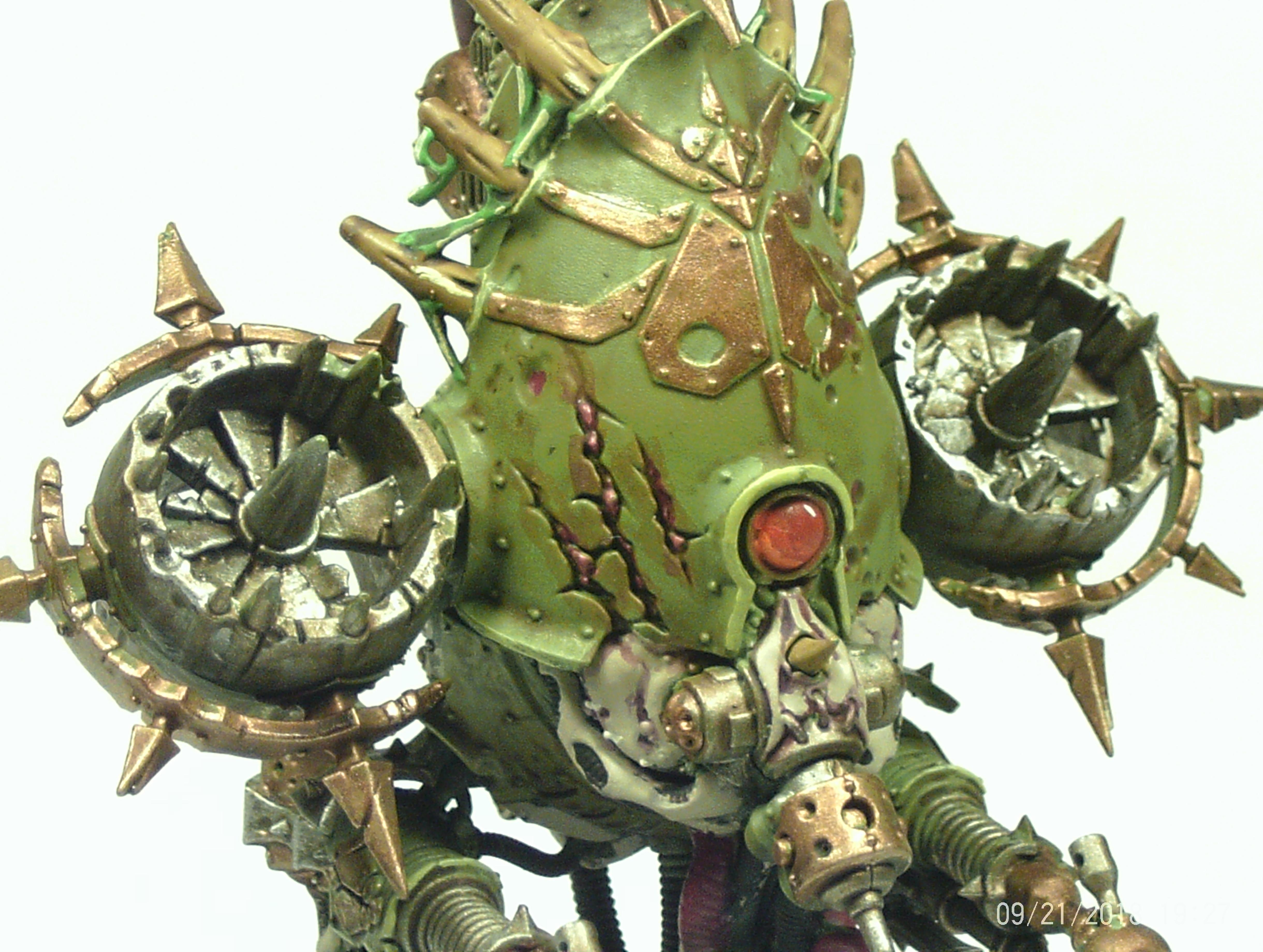 Bloat, Chaos, Death, Drone, Foetid, Guard, Hover, Nurgle, Plague