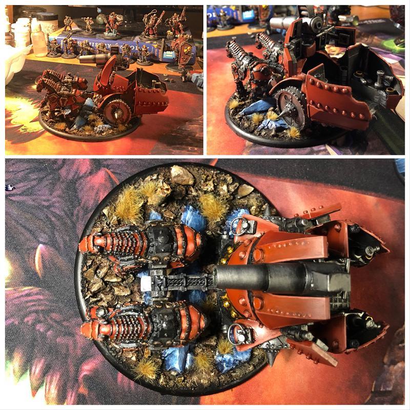 Armored Korps, Conversion, Khador, Man O War