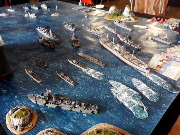 Cruel Seas: 1/300 Naval Combat (Warlord Games) - Forum