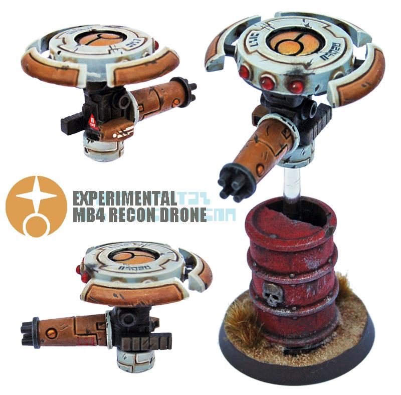 Conversion, Forge World, Kill Team, Recon Drone, Tau, Tau Empire, Warhammer 40,000