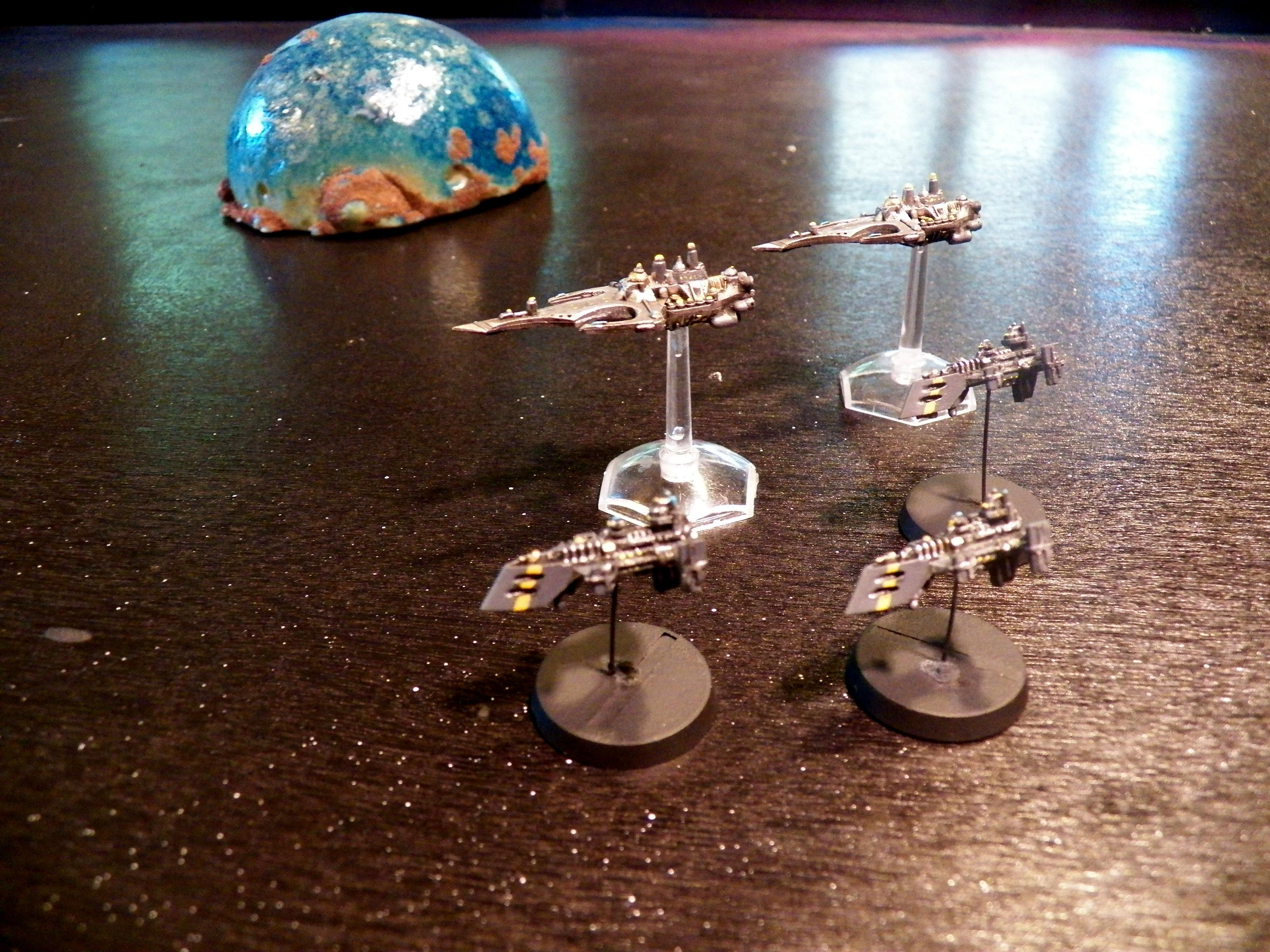 Battlefleet Gothic, Firestorm, Space Fleet