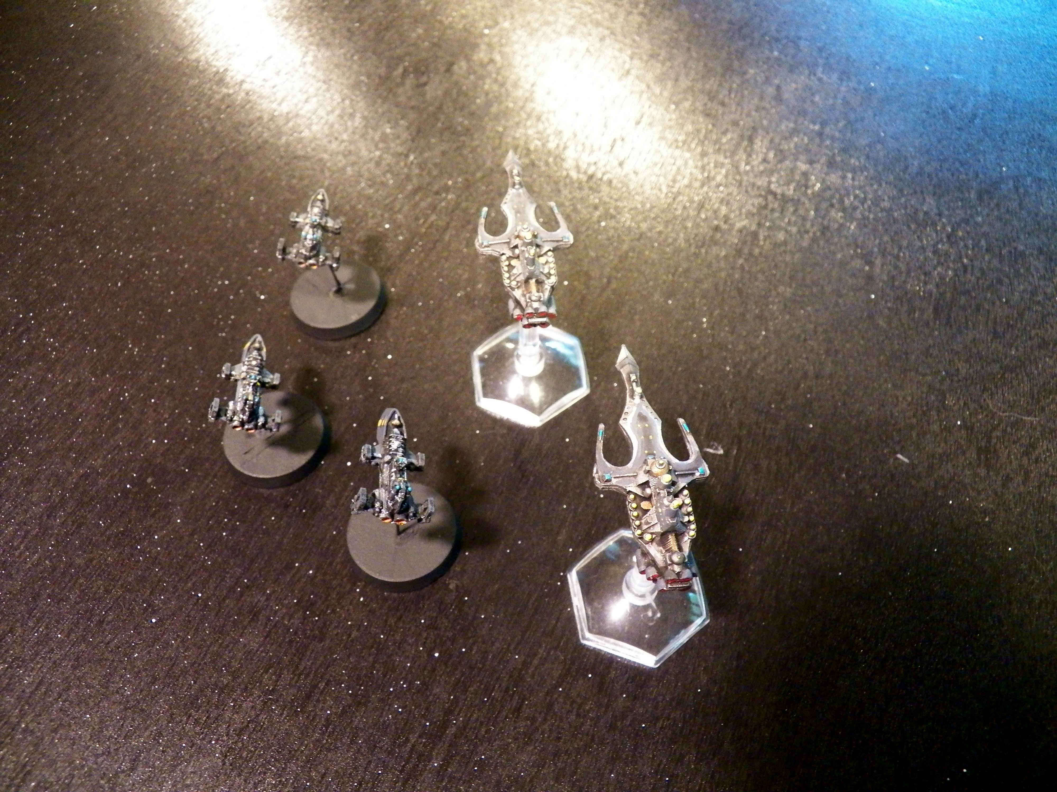 Battlefleet Gothic, Firestorm, Space Fleet