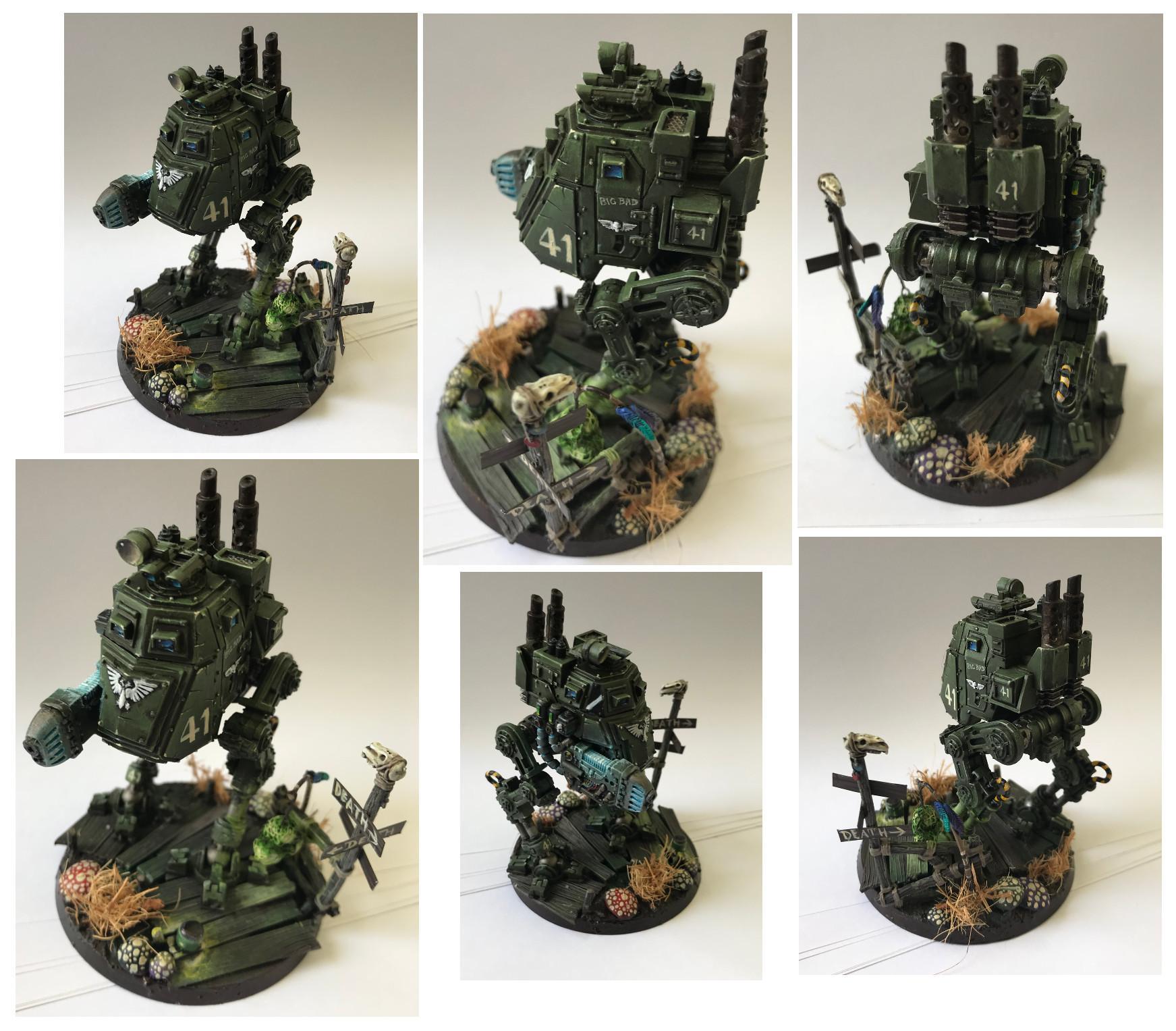 Sentinel, Sentinel 41 'Big Bad'