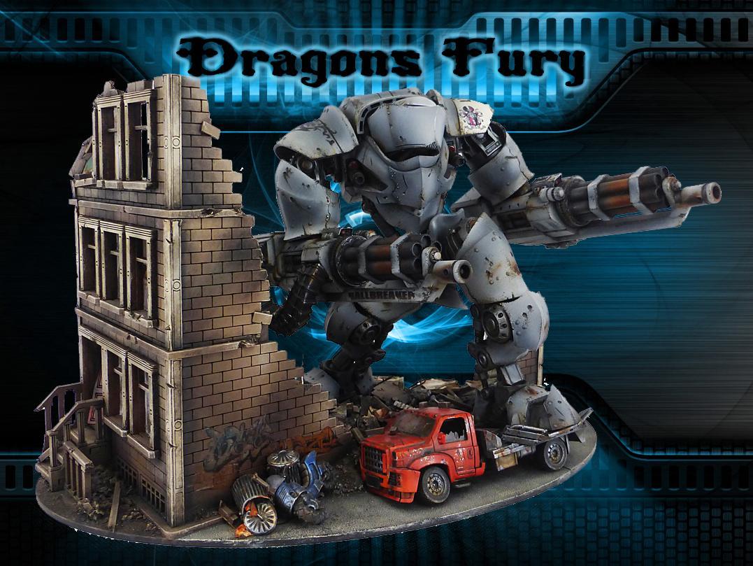 Dreamforge, Leviathan, Sci Fi, Titan