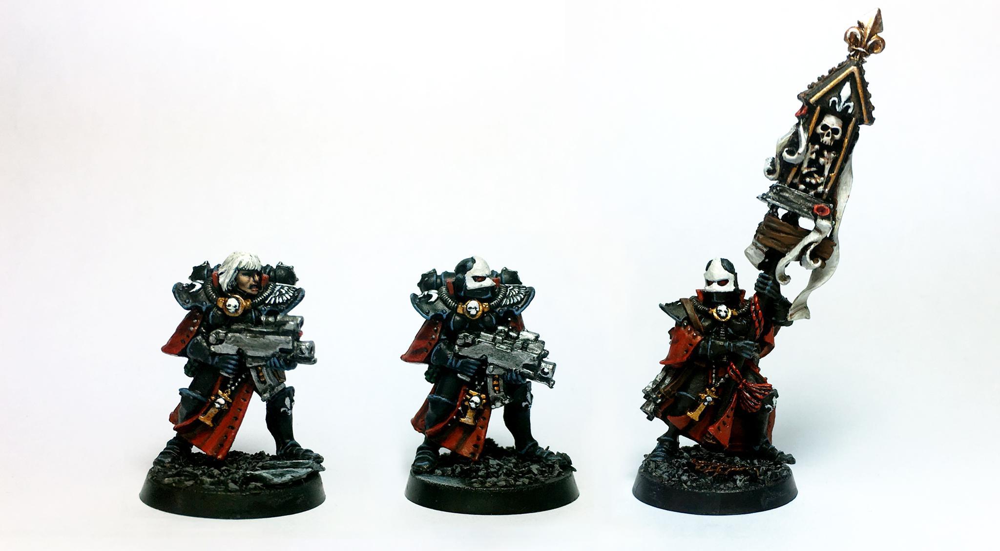 Adeptus Sororitas, Simulacrum Imperialis, Sisters Of Battle, Squad, Warhammer 40,000