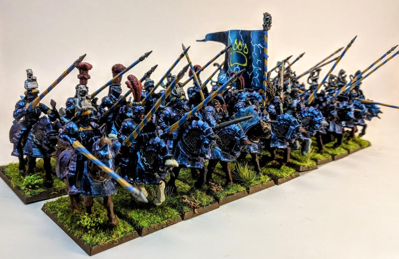 Age Of Sigmar, Empire, Knights, Knights Panther, Panther, Warhammer Fantasy