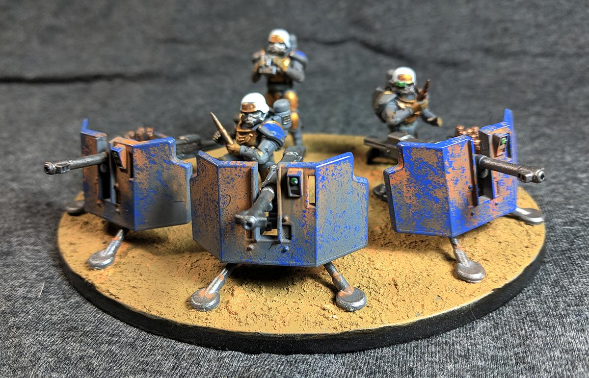 Artillery, Dreamforge, Infantry, Rogue Trader