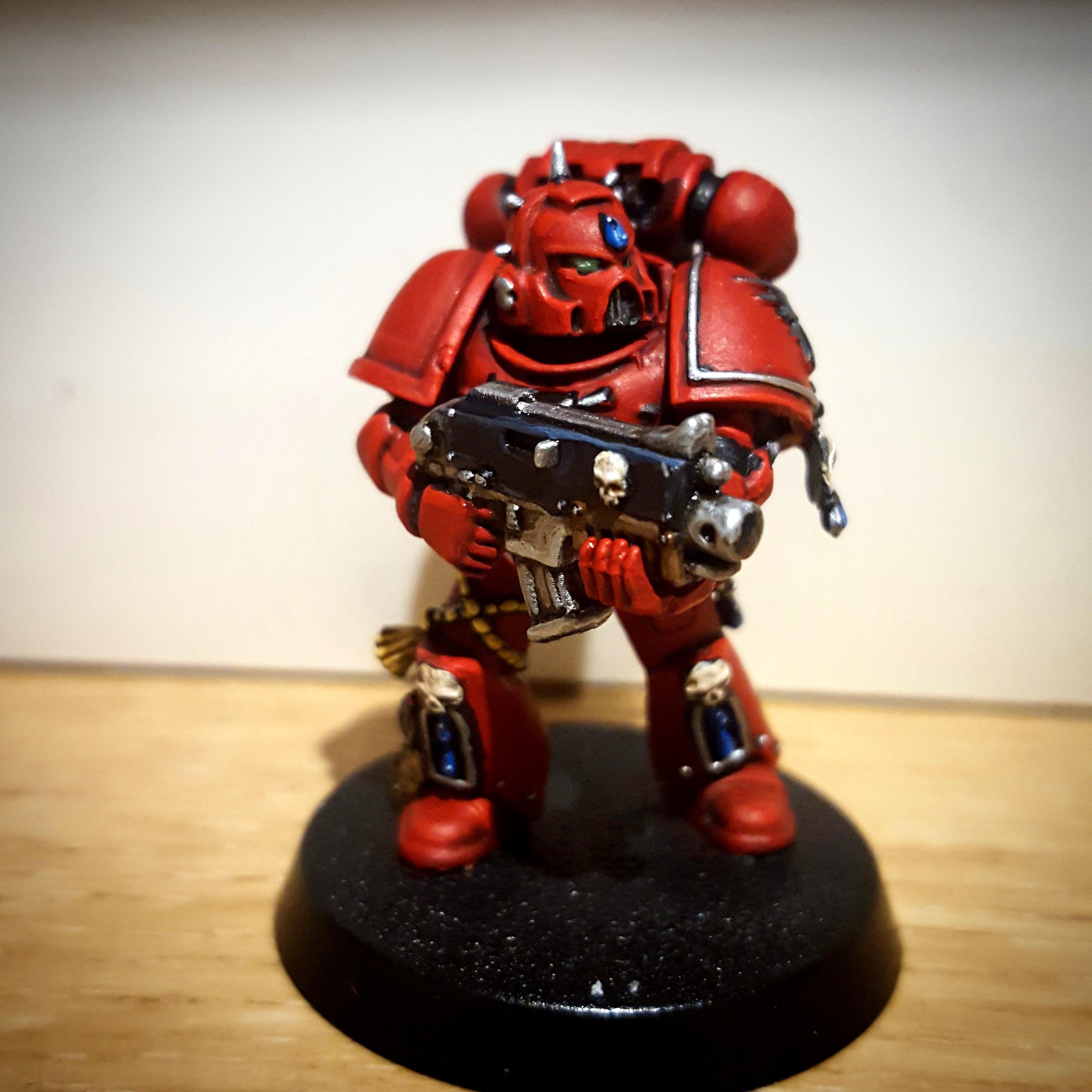 Blood Angels, Blood Angels Tactical Marine