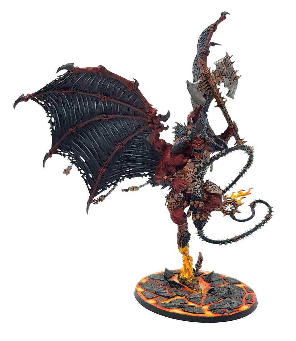 Age Of Sigmar, Blades Of Khorne, Daemons Of Khorne, Warhammer 40,000
