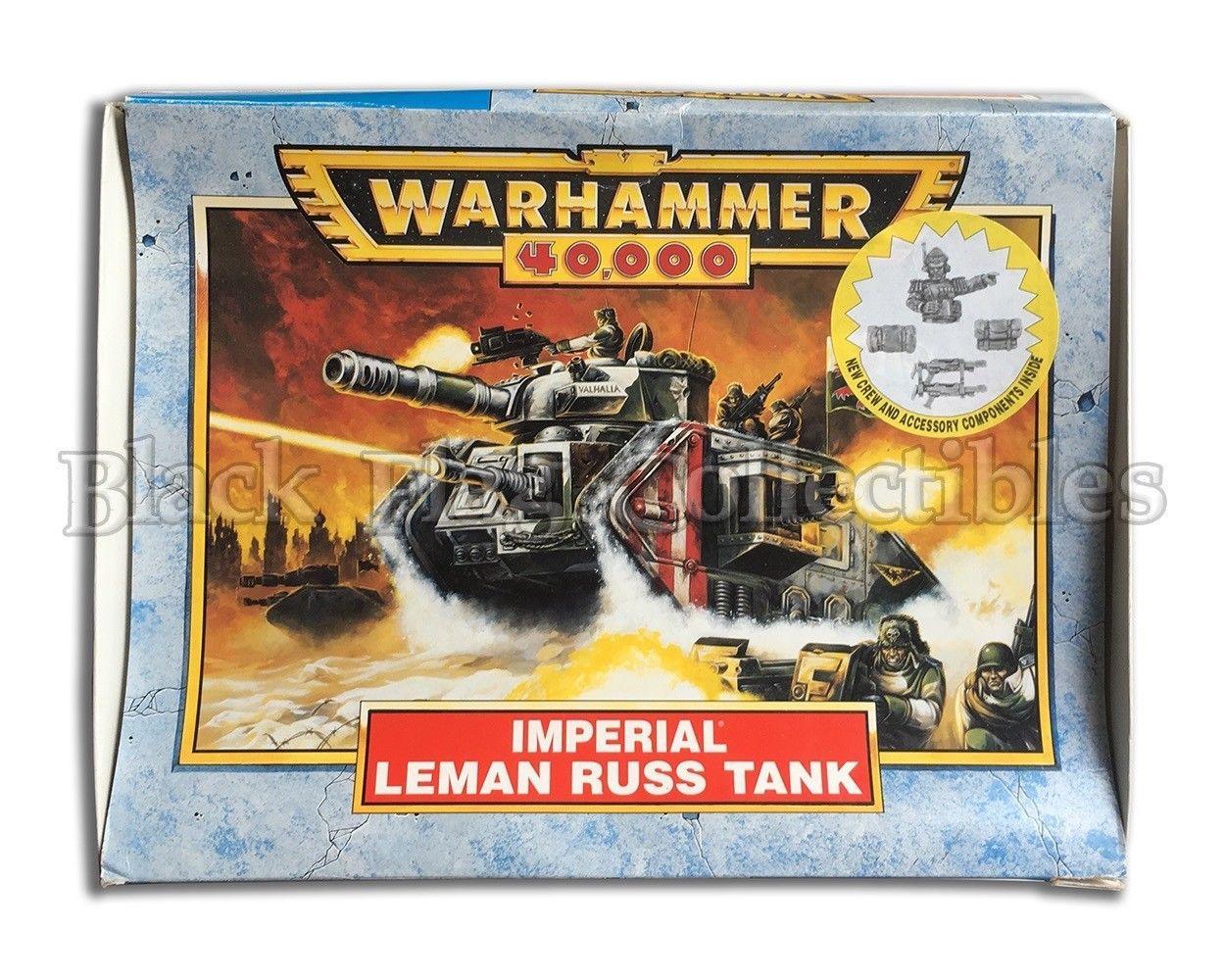 Citadel, Imperial Guard, Leman Russ, Plastic, Warhammer 40,000