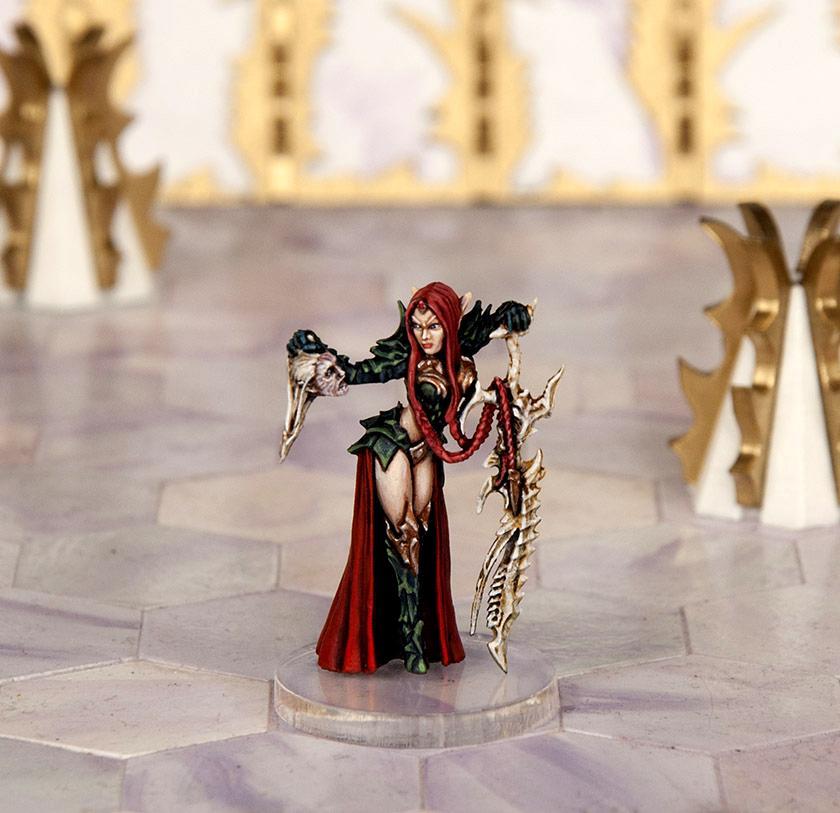 Dark Elves, Female, Raging Heroes