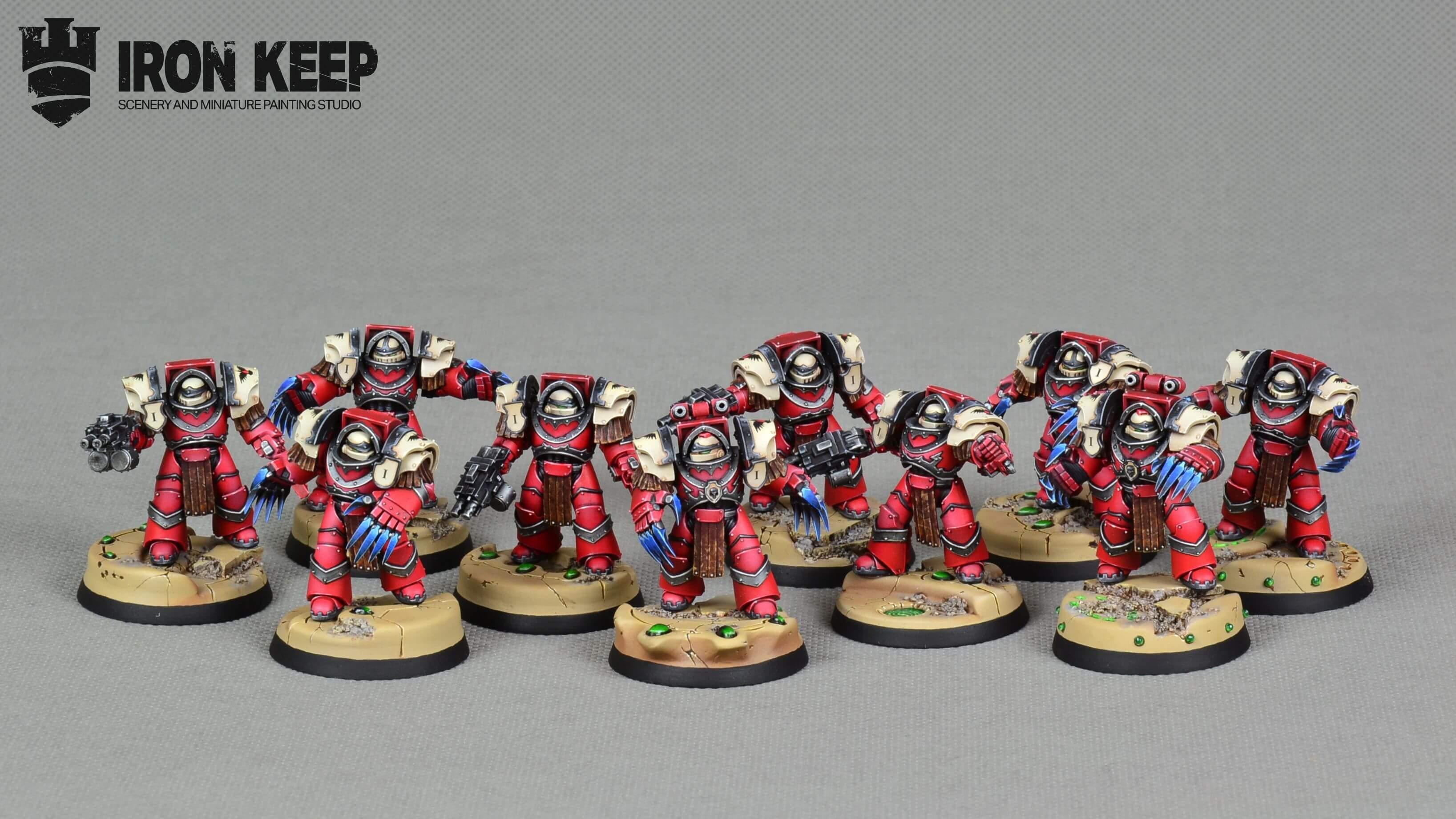 Blood Ravens, Warhammer 40,000
