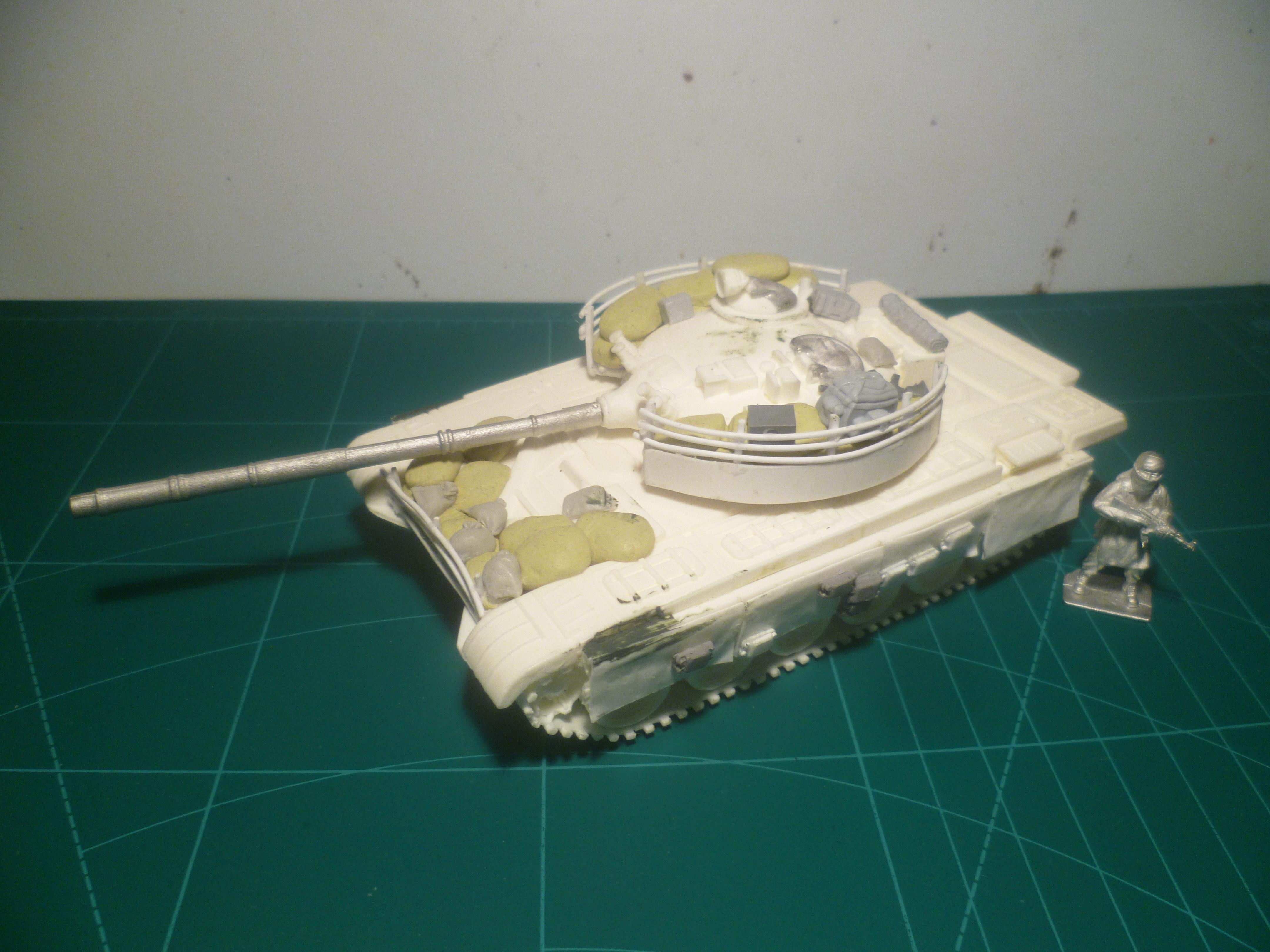 WIP T-72 Ural