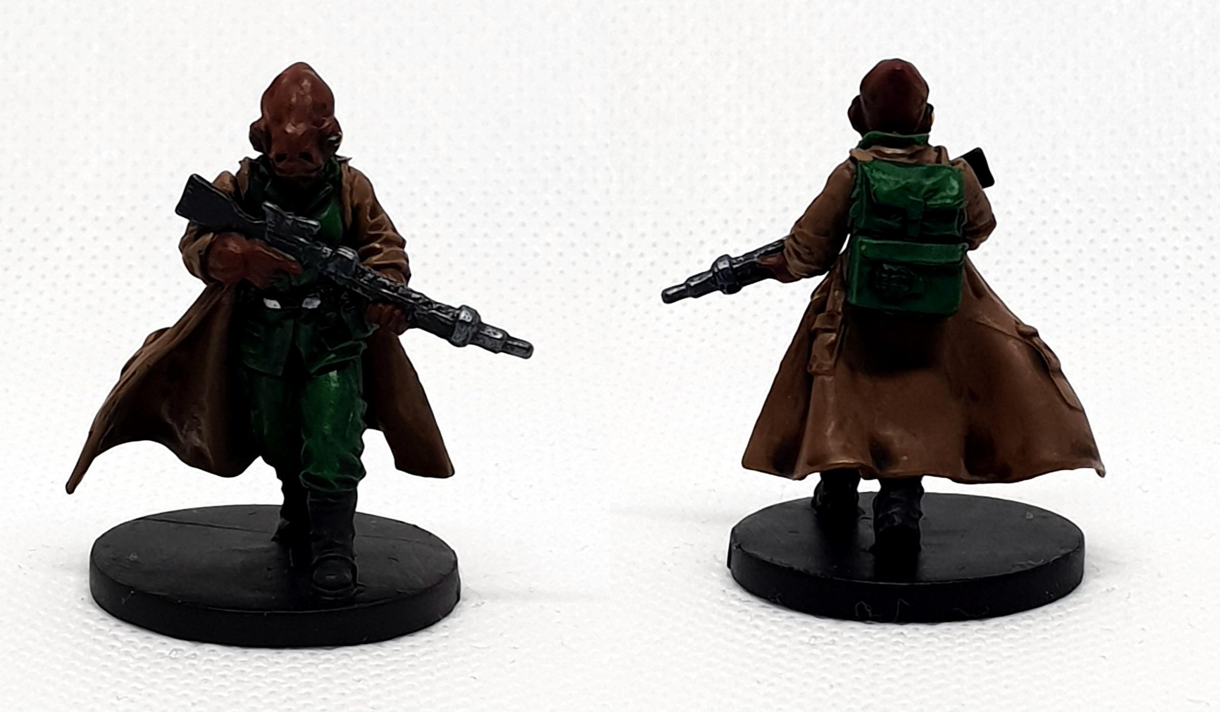 Imperial Assault, Mon Calamari, Rebel