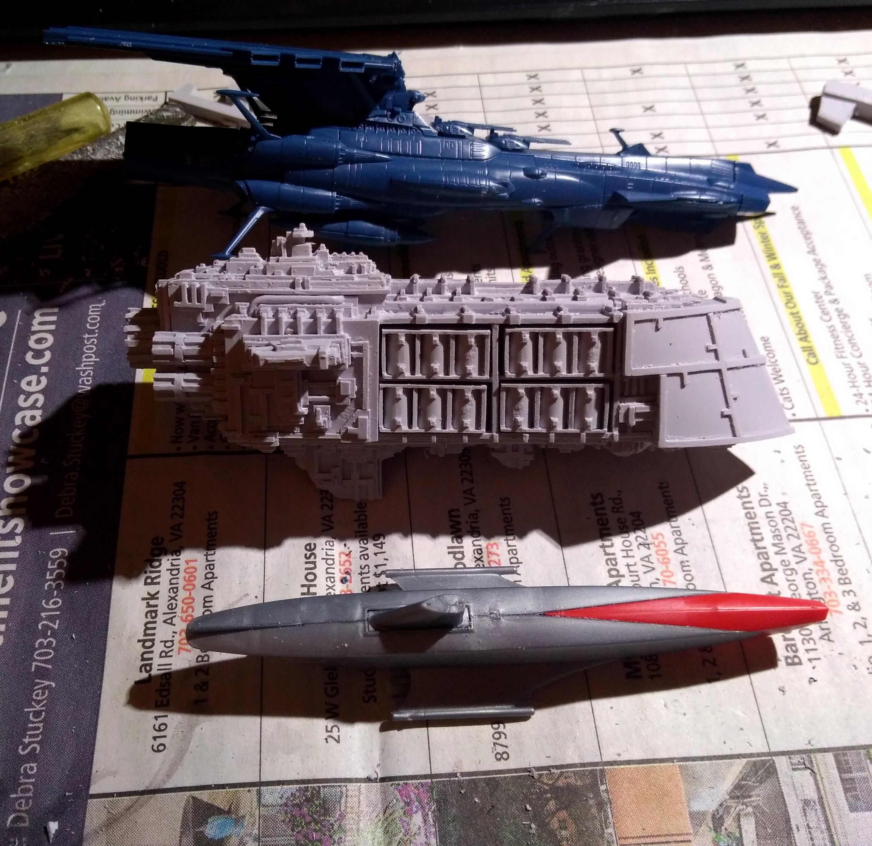 Bandai, Battlefleet Gothic, Yamato